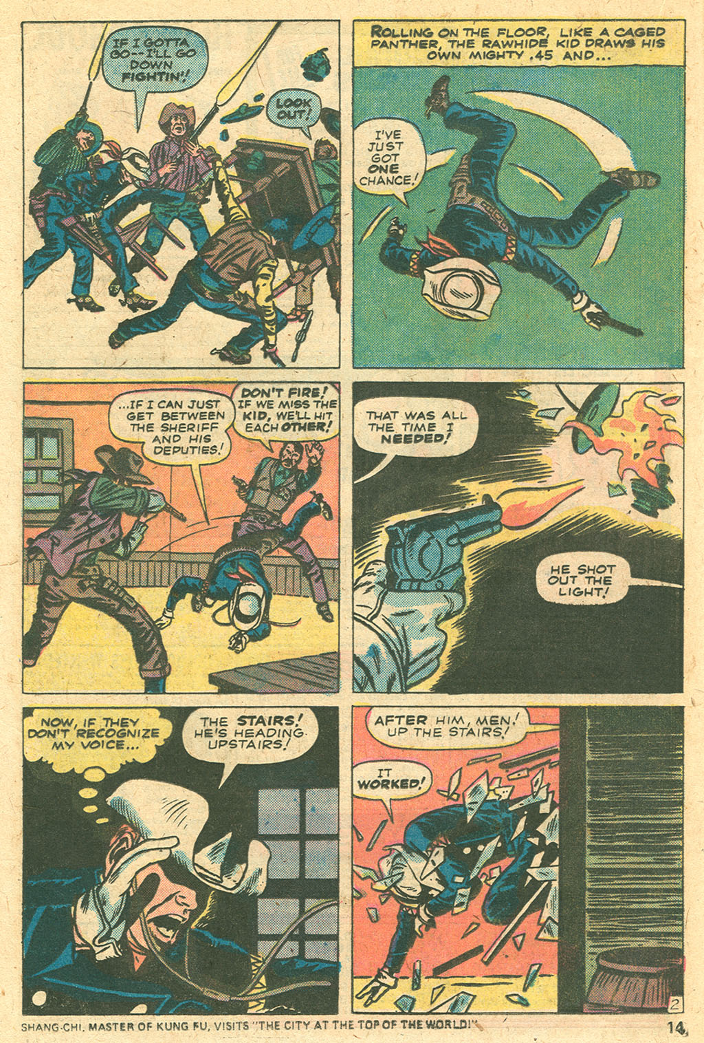 The Rawhide Kid (1955) issue 137 - Page 16