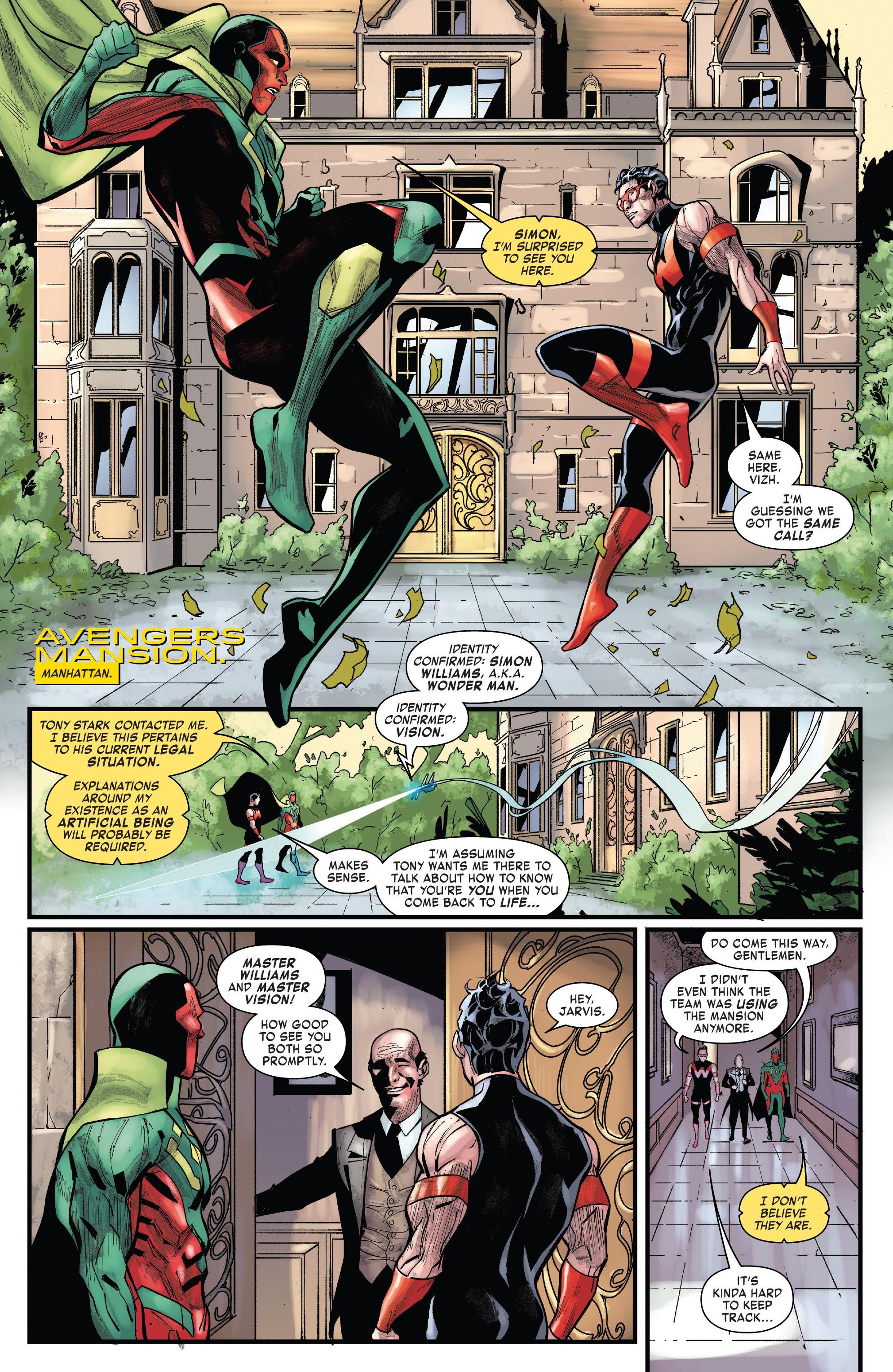 Read online Tony Stark: Iron Man comic -  Issue #15 - 9