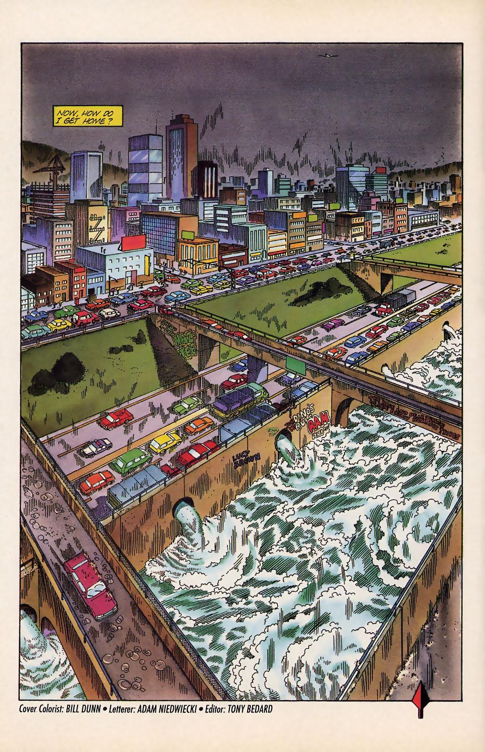Read online Turok, Dinosaur Hunter (1993) comic -  Issue #12 - 23