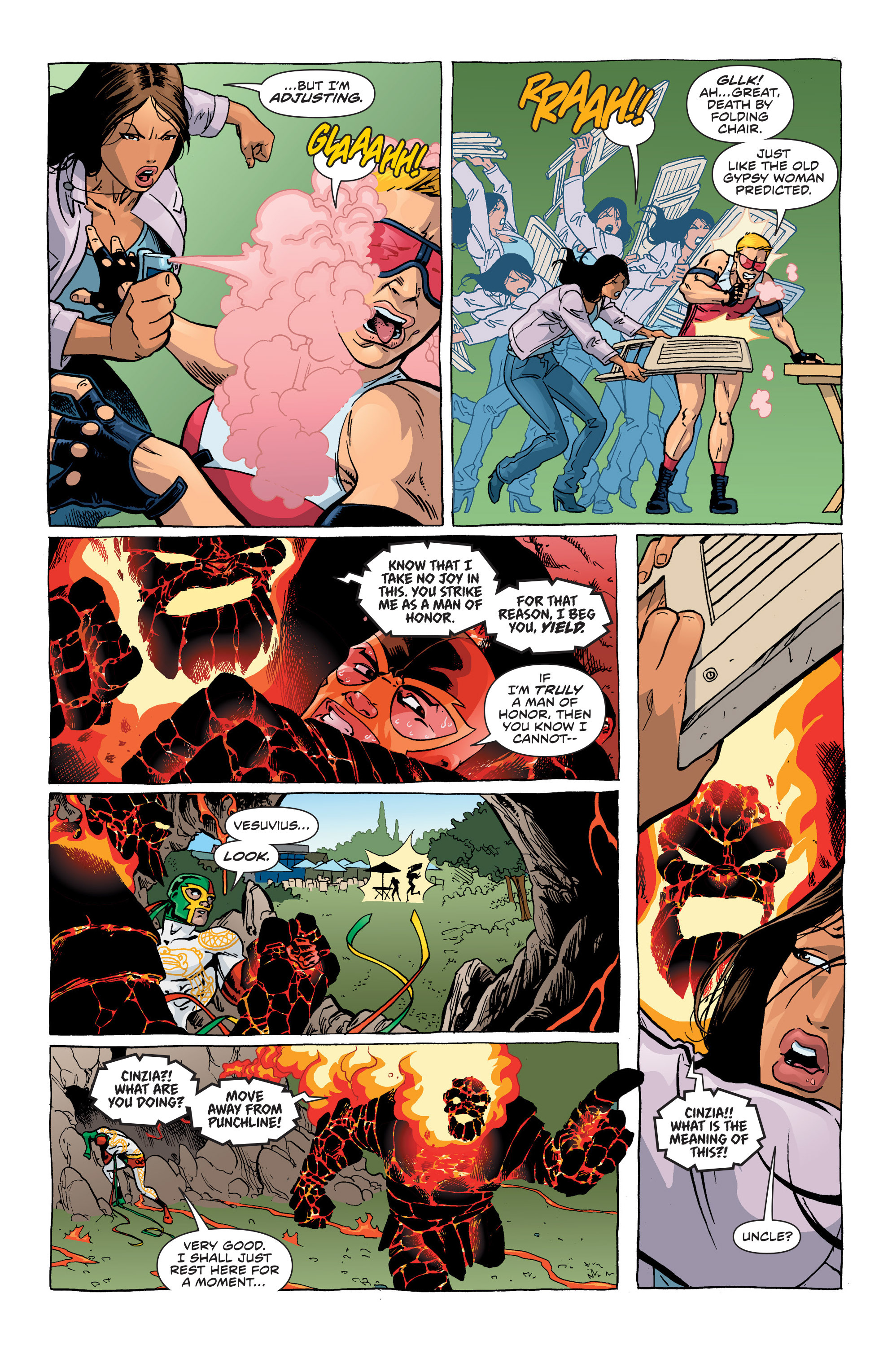 Read online Secret Identities comic -  Issue #4 - 15