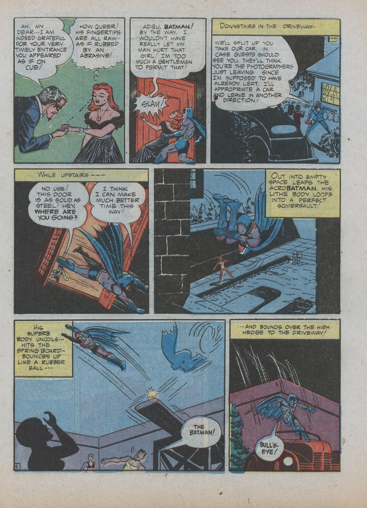 Read online Detective Comics (1937) comic -  Issue #63 - 11