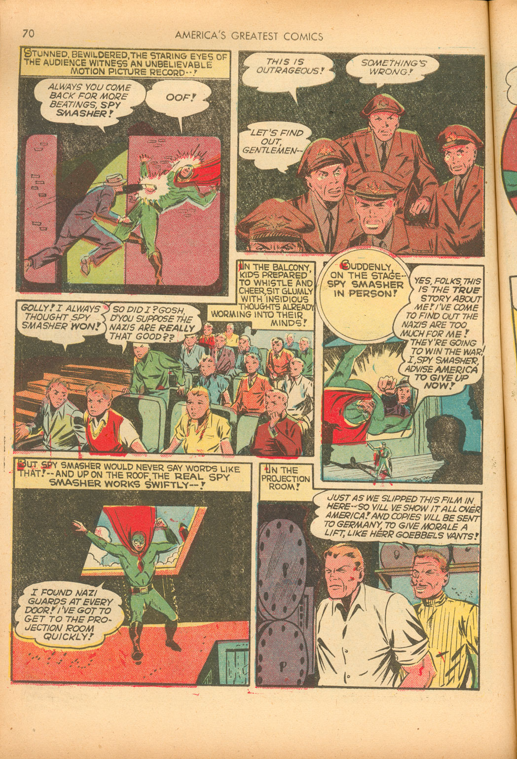 Americas Greatest Comics issue 8 - Page 70