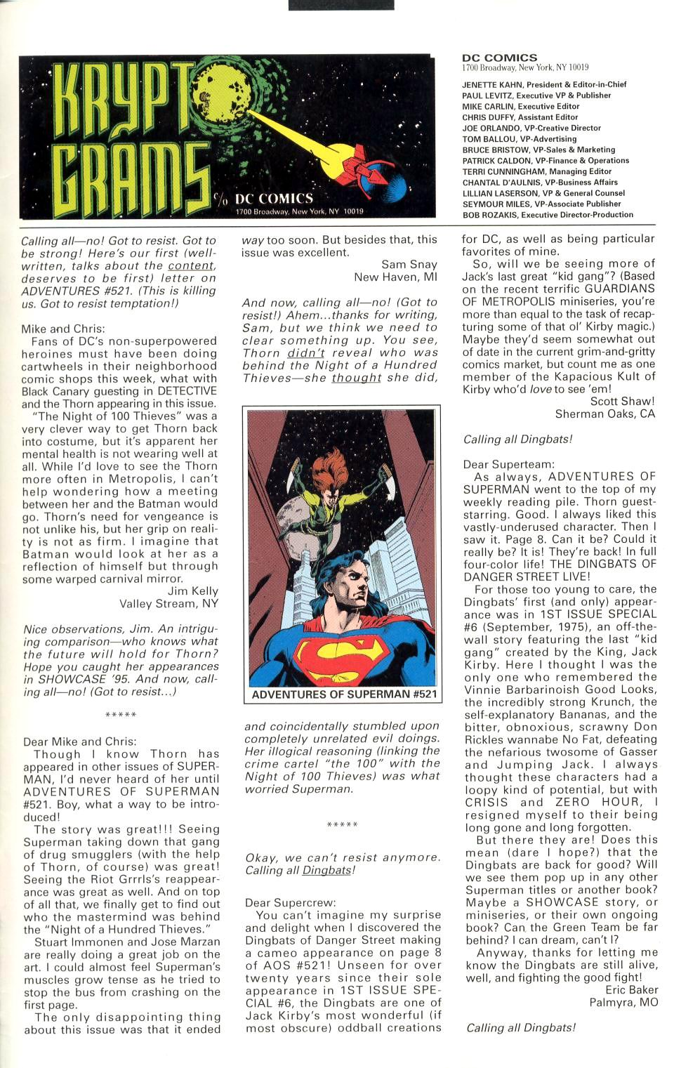 Read online Adventures of Superman (1987) comic -  Issue #525 - 24