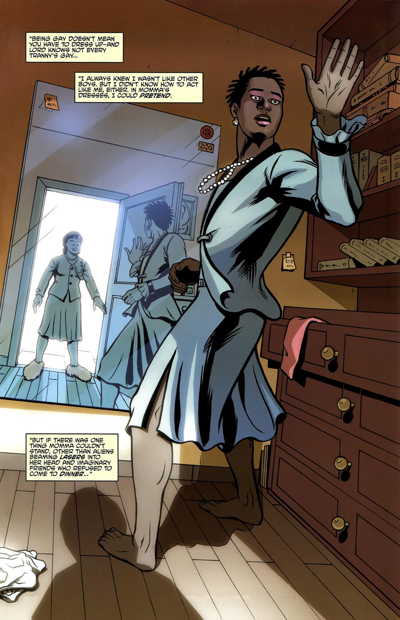 Read online True Blood (2010) comic -  Issue #5 - 17