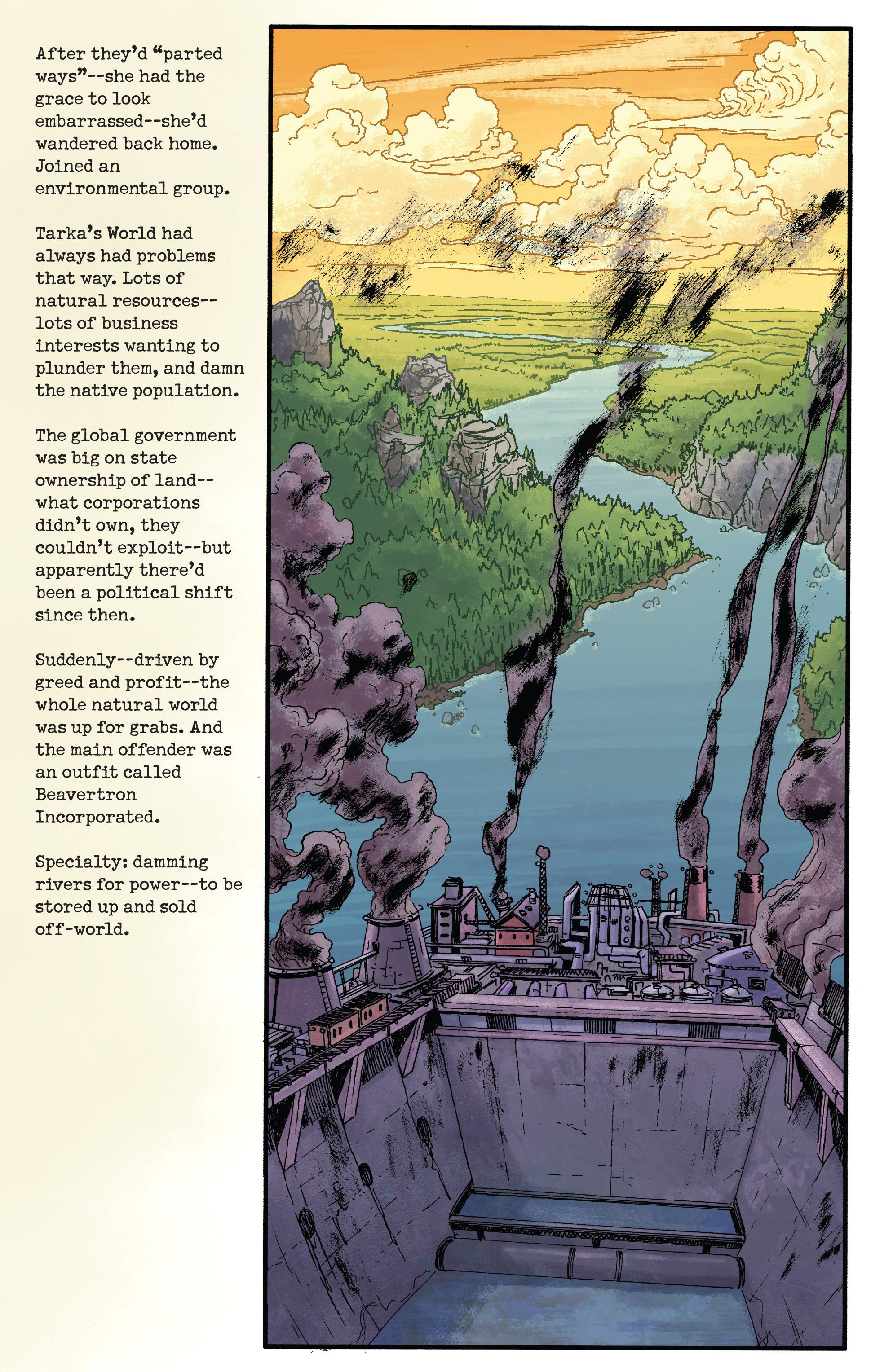 Read online Rocket comic -  Issue #1 - 10