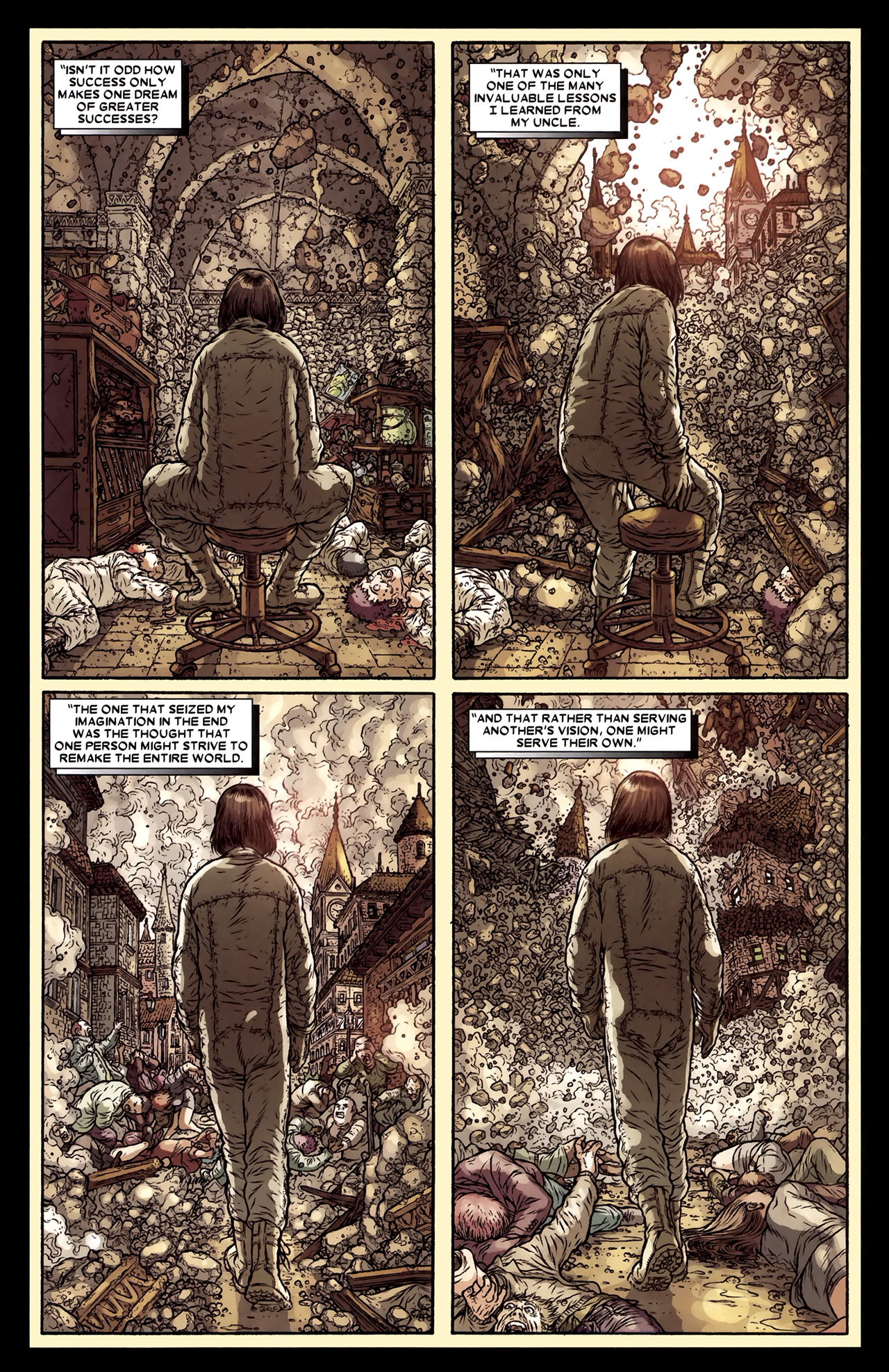 Read online Wolverine: The Best There Is comic -  Issue #11 - 14