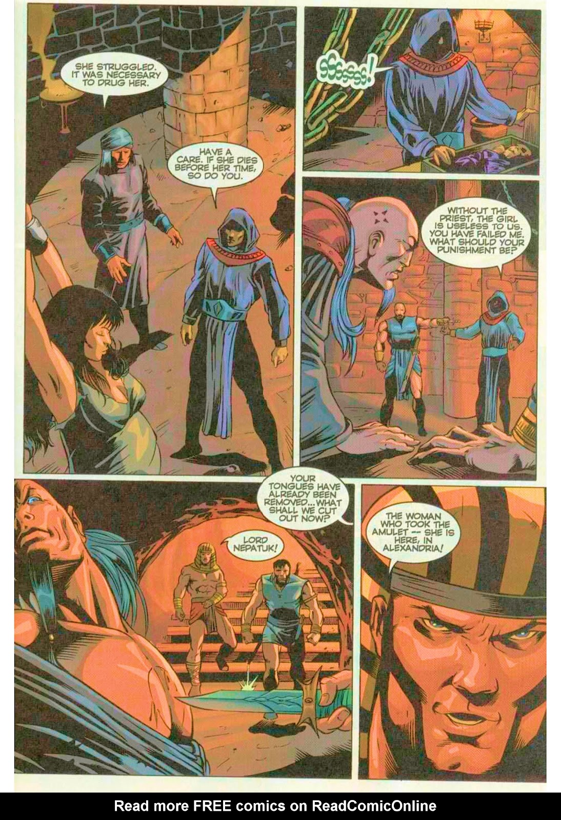 Xena: Warrior Princess (1999) Issue #5 #5 - English 15