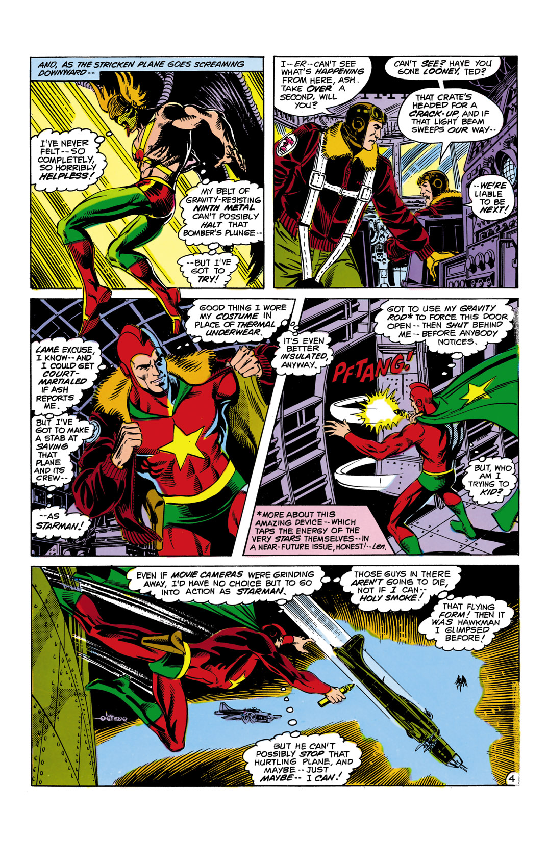 Read online All-Star Squadron comic -  Issue #10 - 5