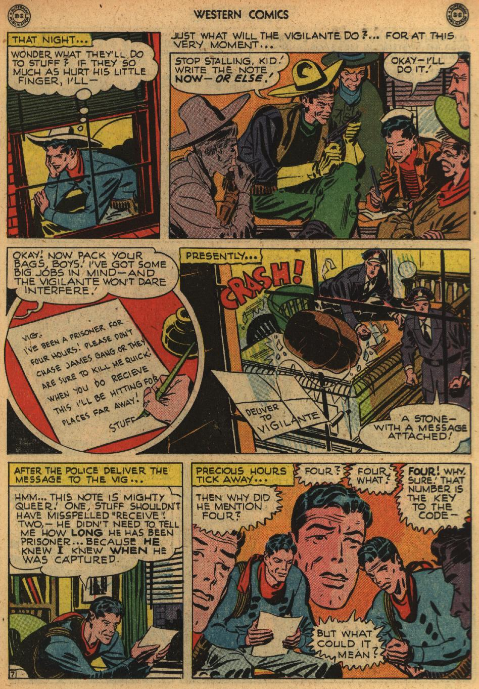 Western Comics issue 1 - Page 29