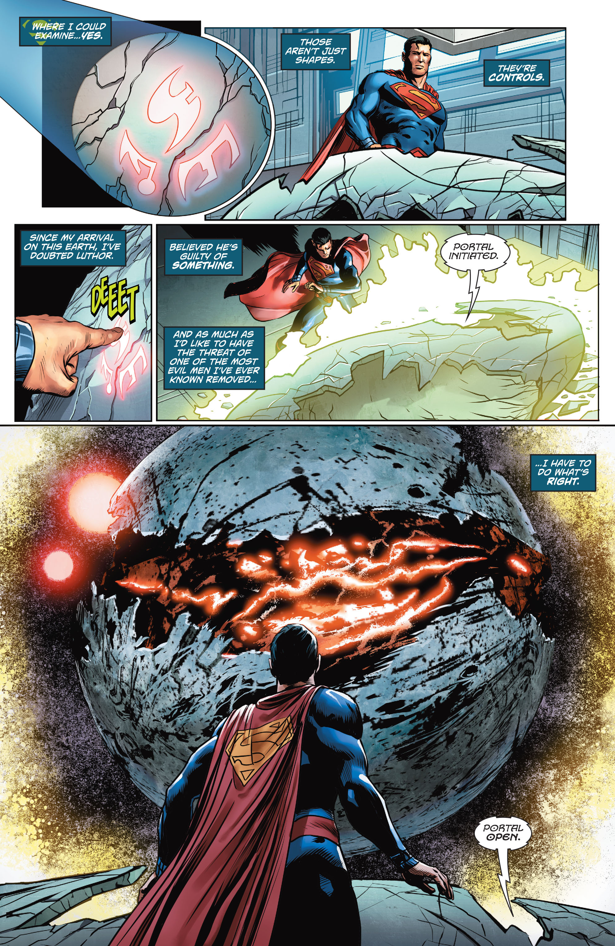 Read online Action Comics (2016) comic -  Issue #969 - 22