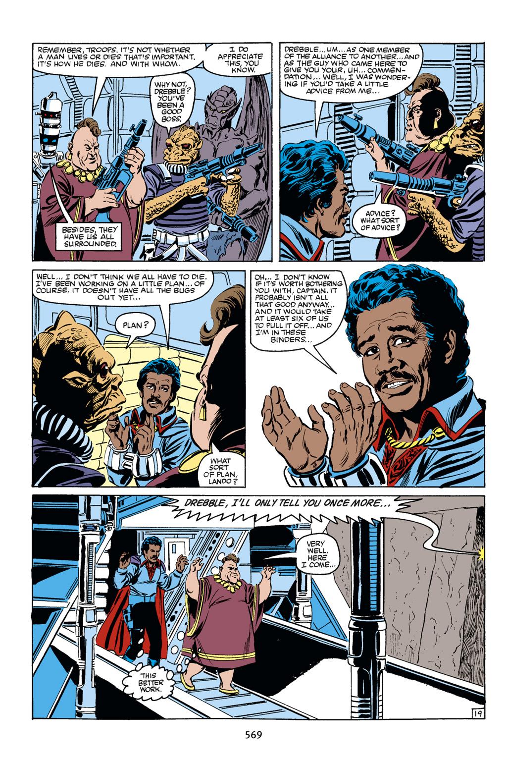 Read online Star Wars Omnibus comic -  Issue # Vol. 18.5 - 282