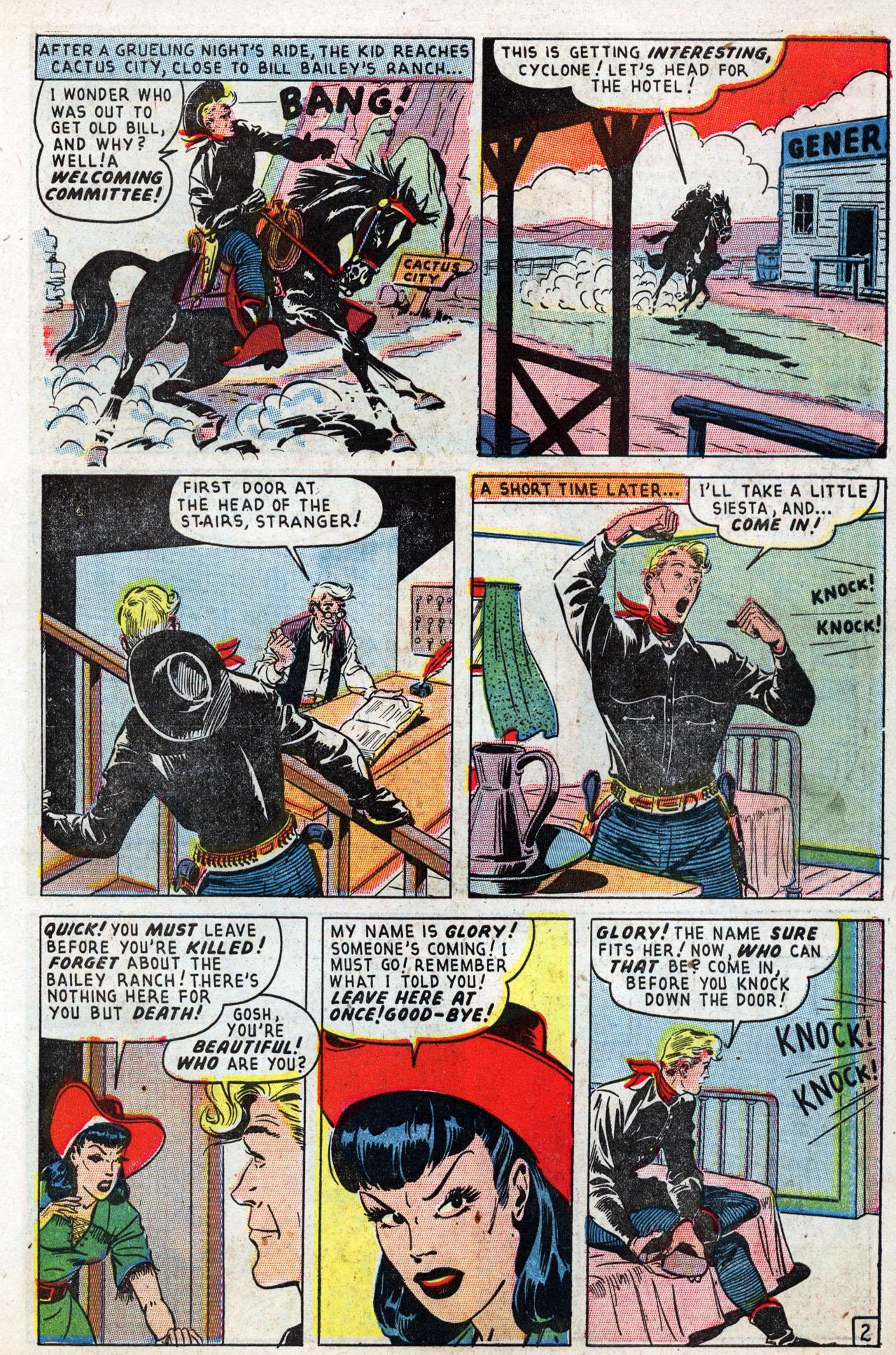 Read online Two-Gun Kid comic -  Issue #3 - 9