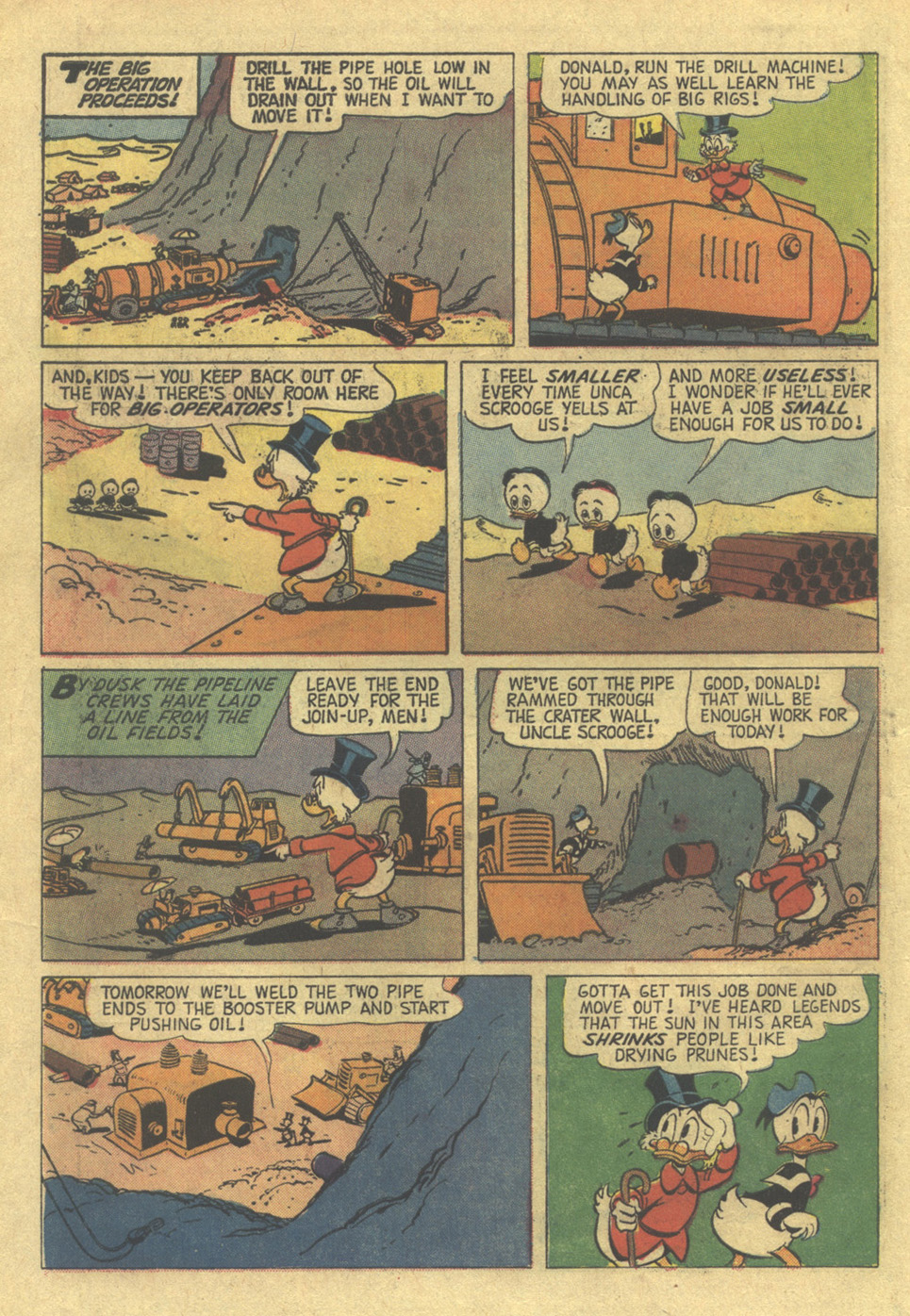 Read online Uncle Scrooge (1953) comic -  Issue #100 - 5