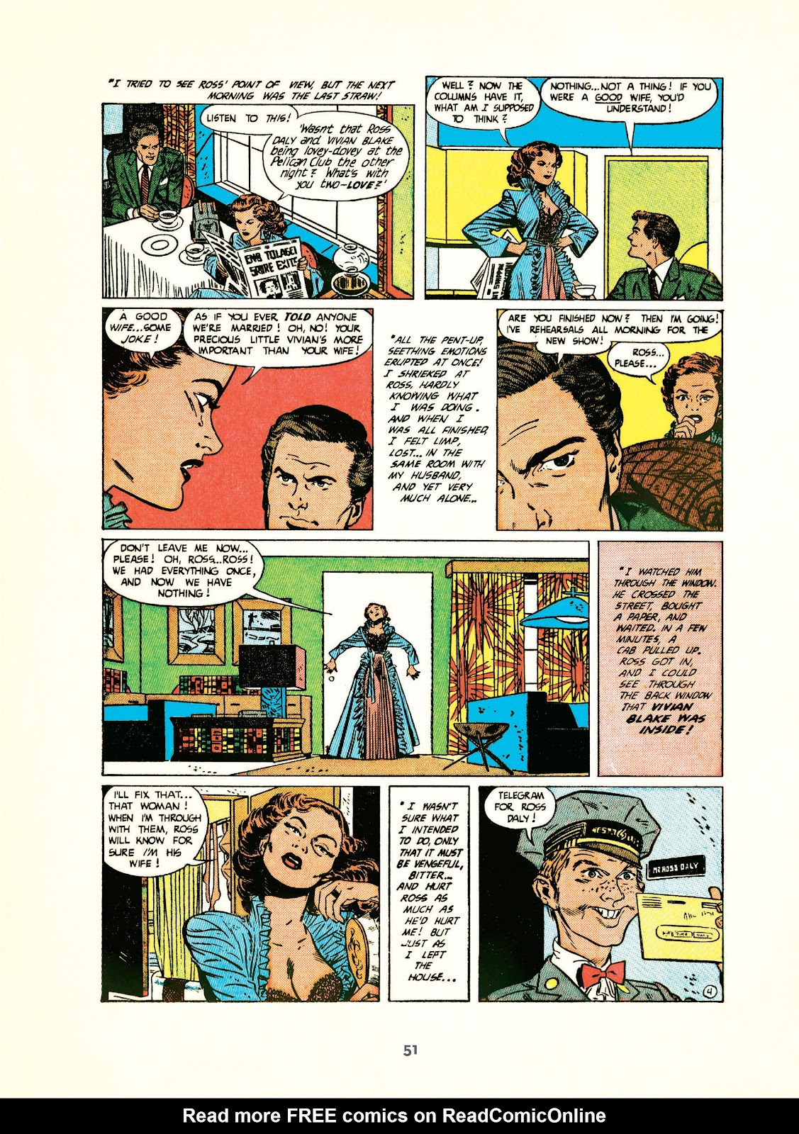 Read online Setting the Standard: Comics by Alex Toth 1952-1954 comic -  Issue # TPB (Part 1) - 50