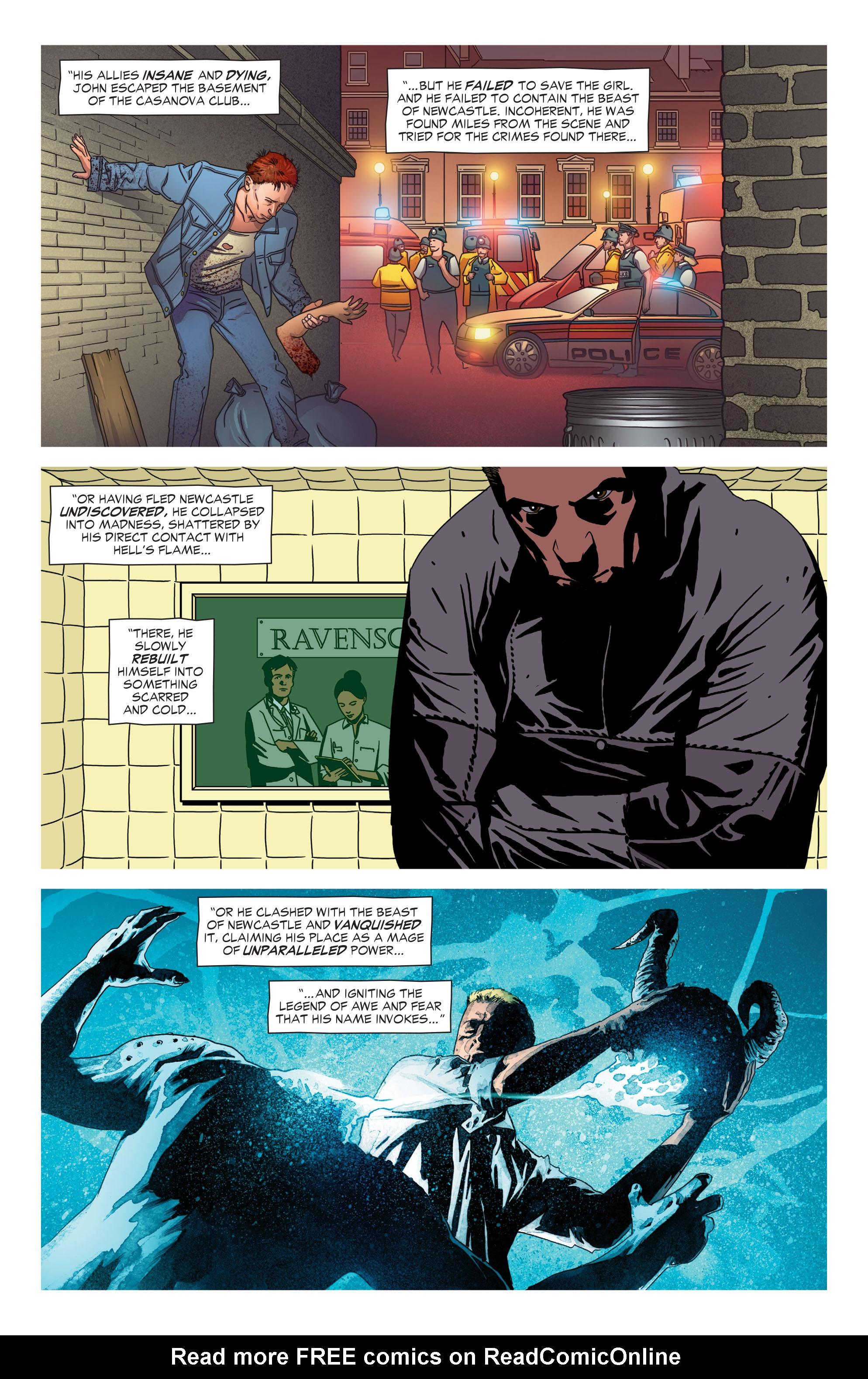 Read online Secret Origins (2014) comic -  Issue #11 - 22