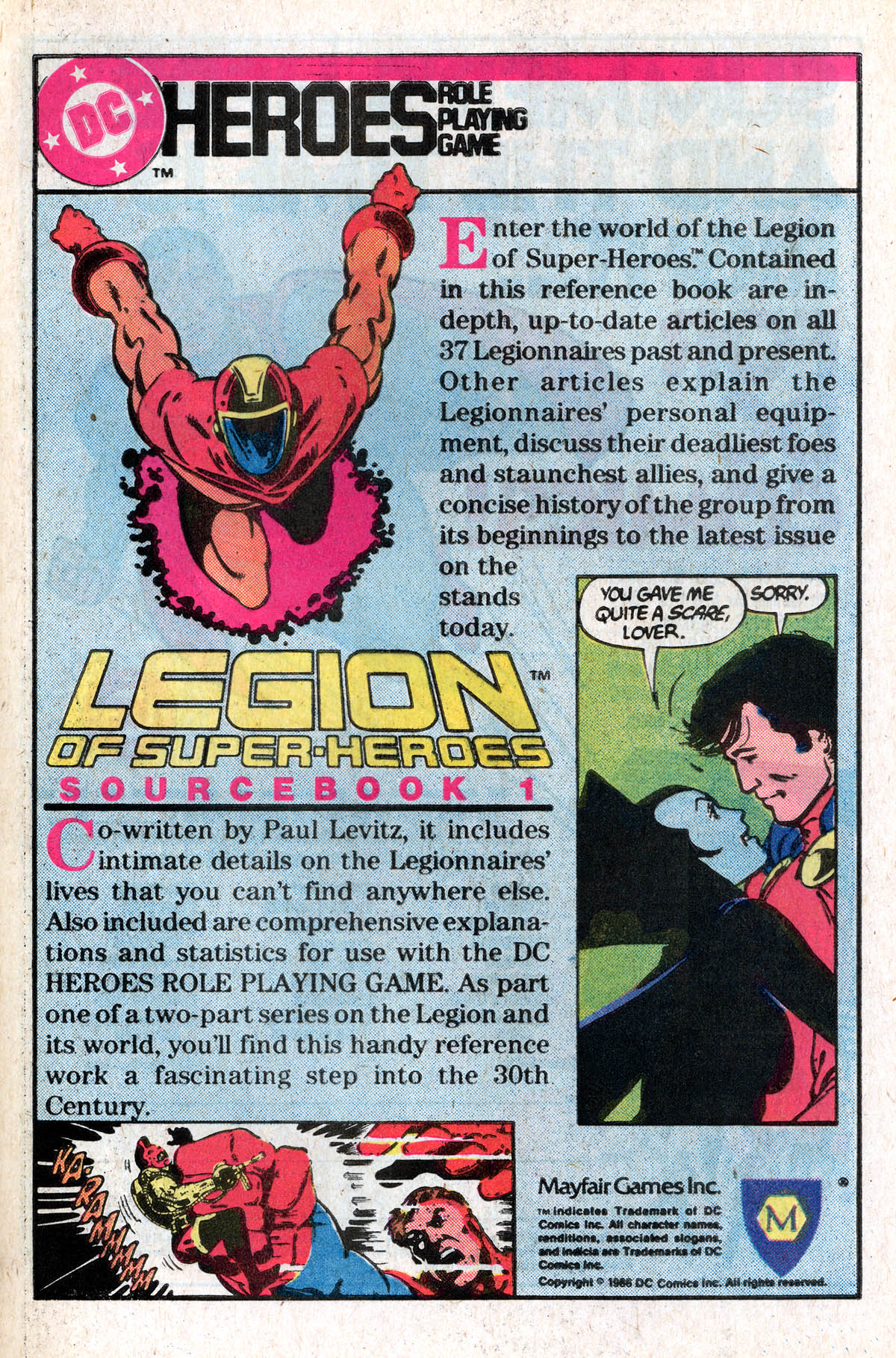 Read online All-Star Squadron comic -  Issue #63 - 29