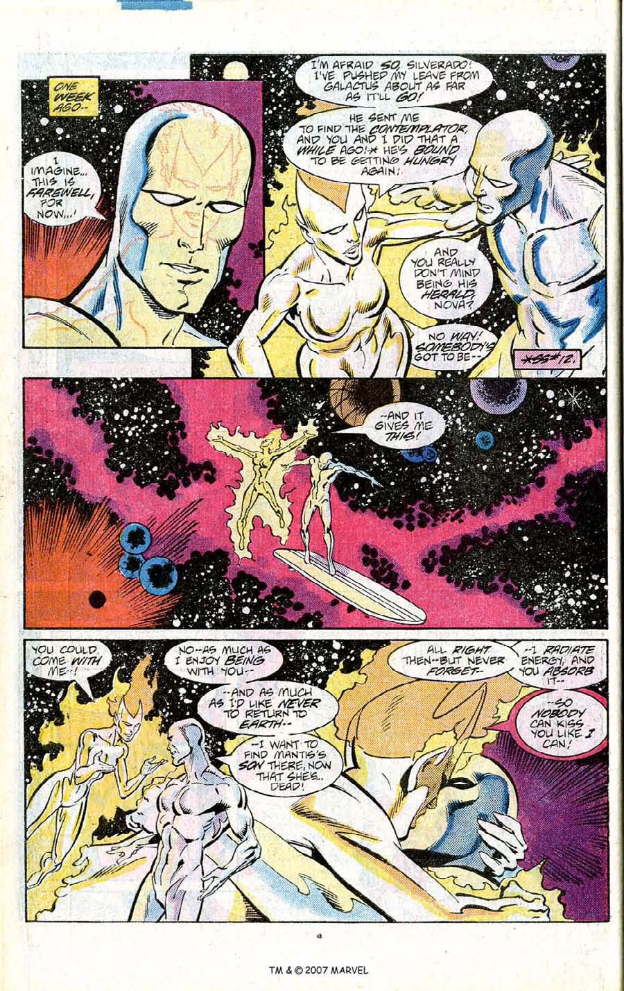 Read online Silver Surfer (1987) comic -  Issue # _Annual 1 - 6