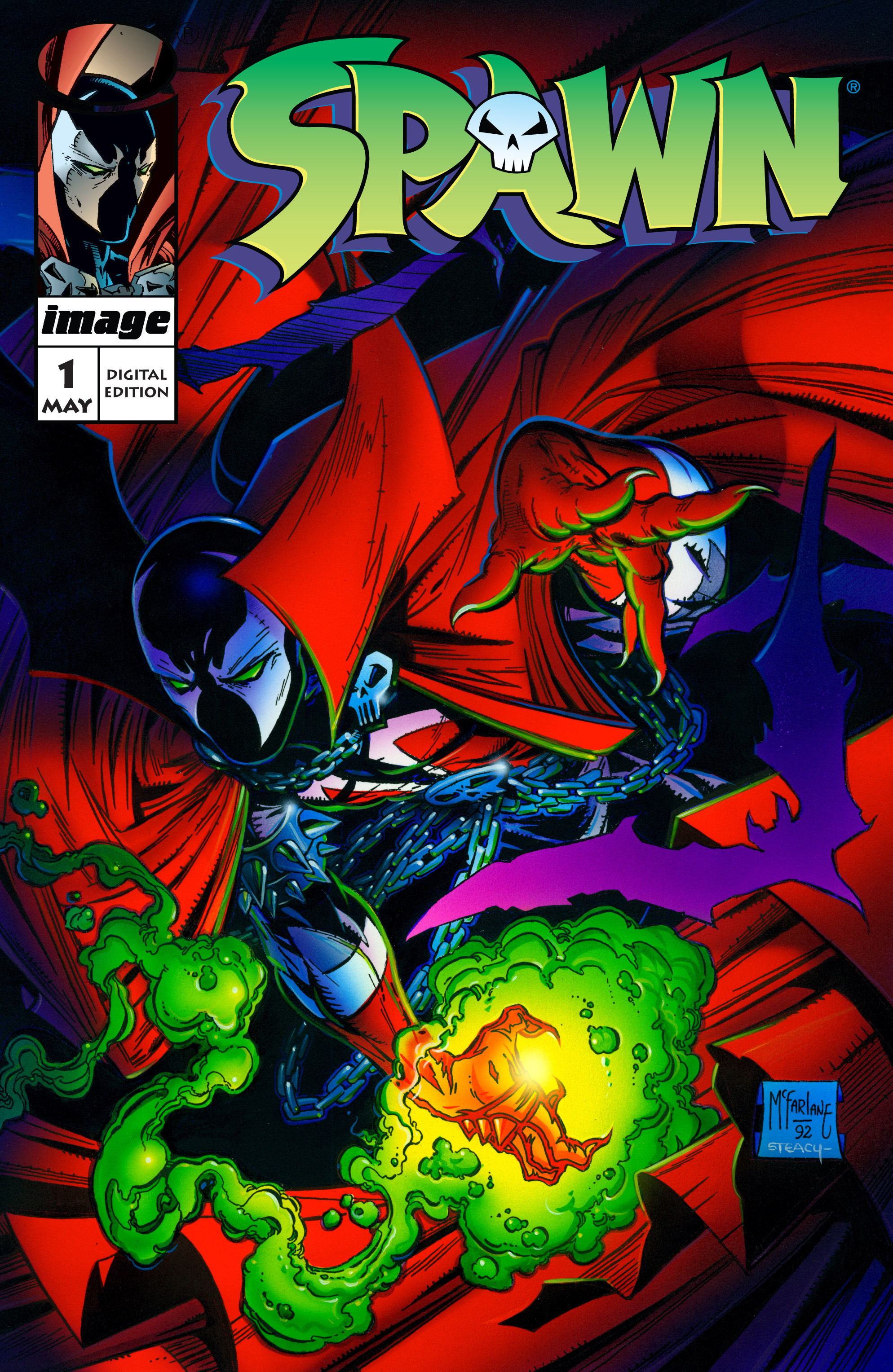 Spawn 1 Page 1