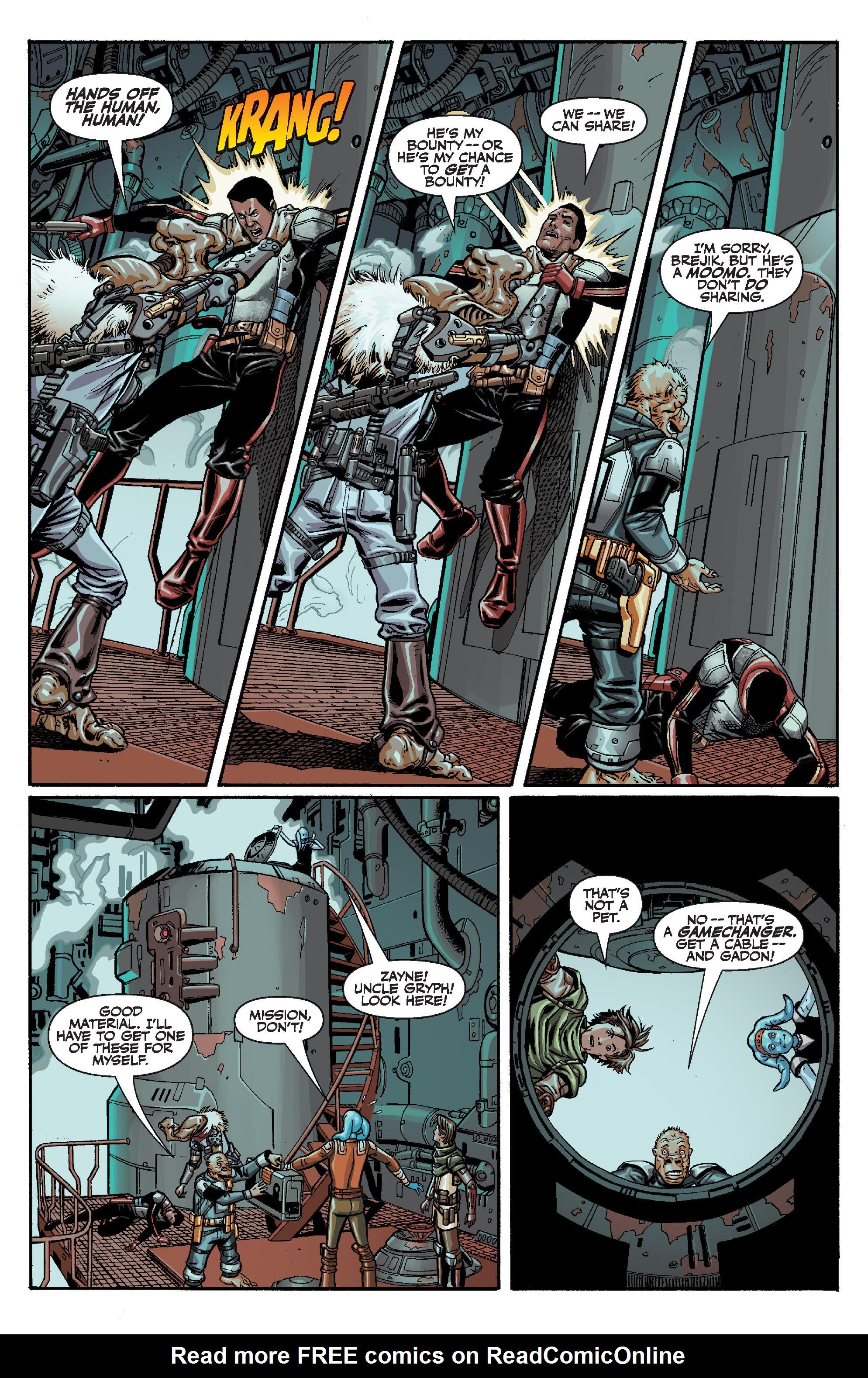 Read online Star Wars Omnibus comic -  Issue # Vol. 32 - 91