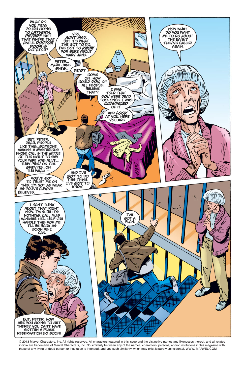 The Amazing Spider-Man (1999) 15 Page 1