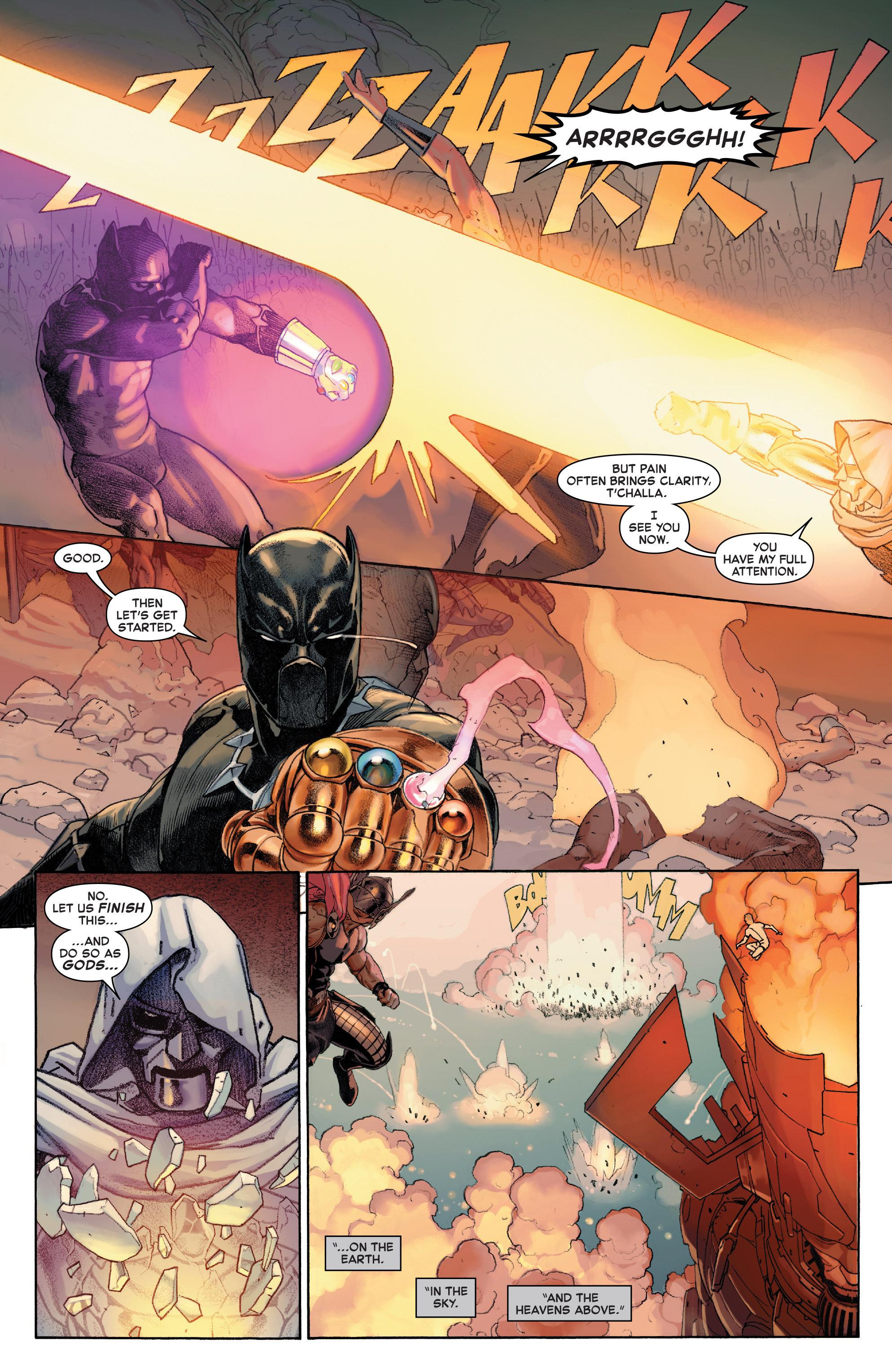Read online Secret Wars comic -  Issue #9 - 5
