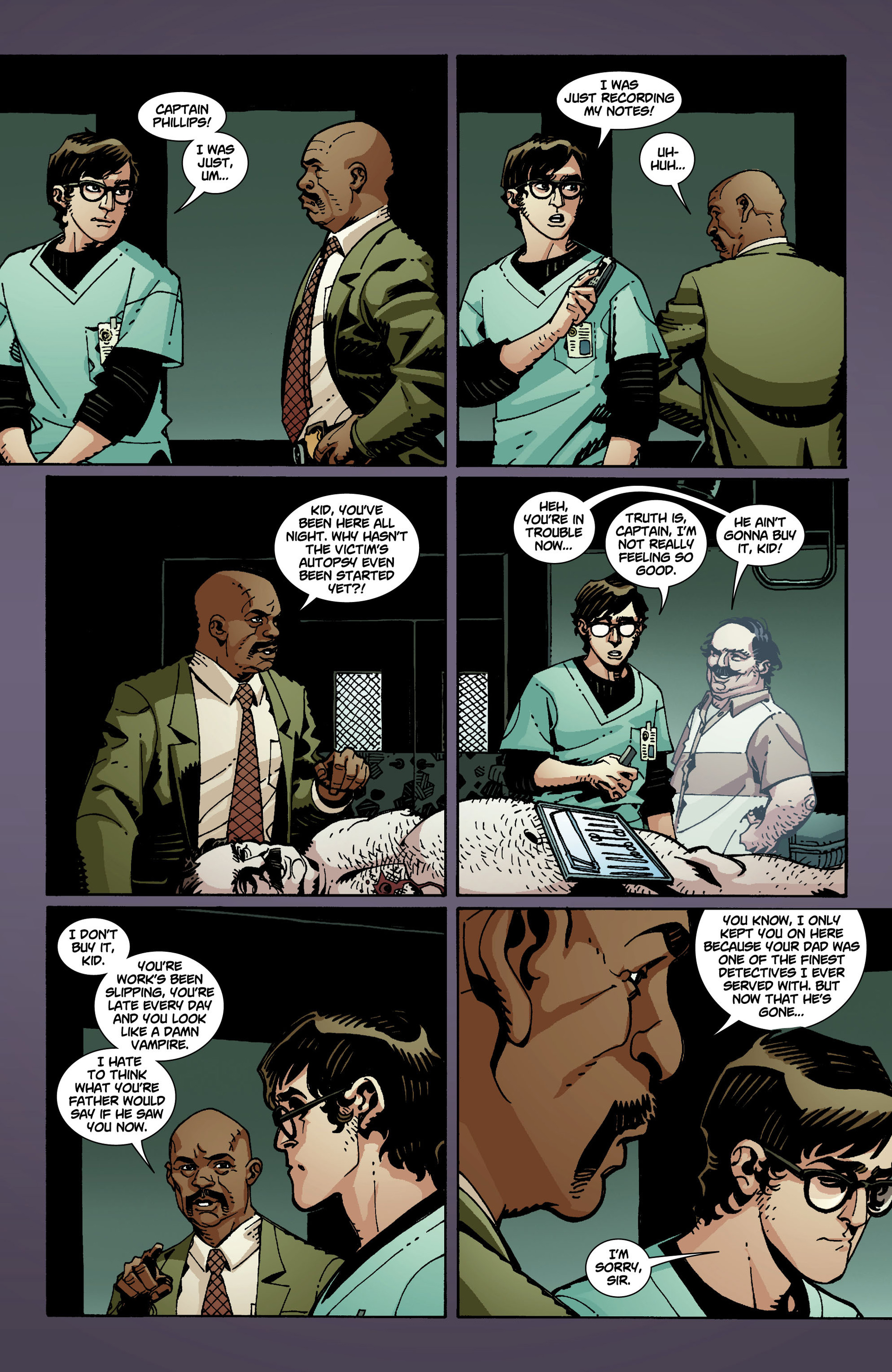 Read online National Comics: Eternity comic -  Issue # Full - 16