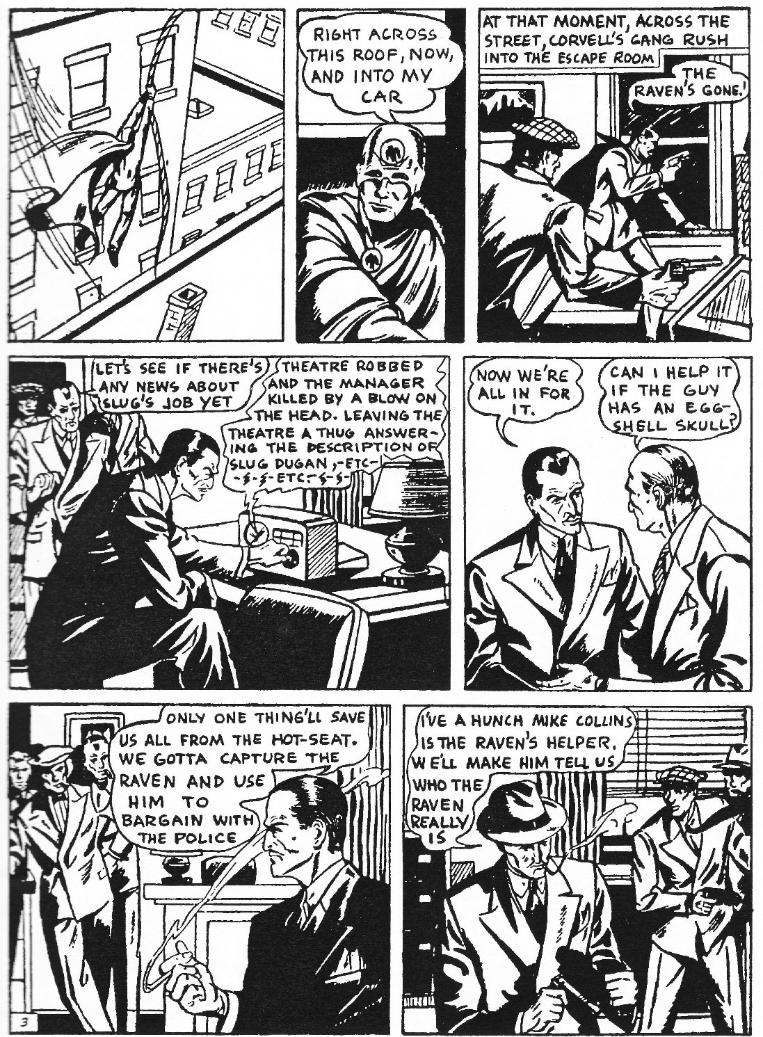 Read online Men of Mystery Comics comic -  Issue #76 - 49