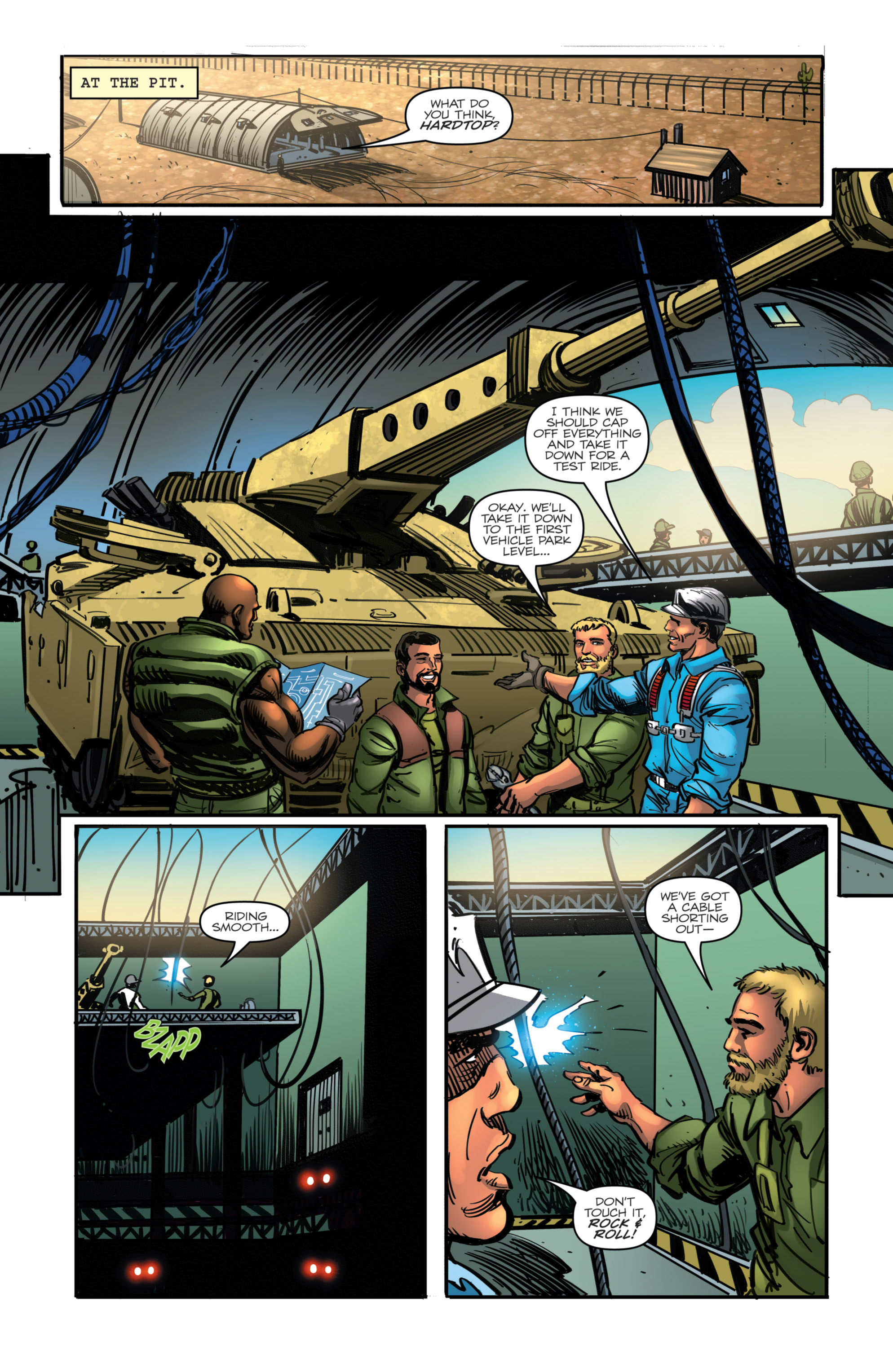 G.I. Joe: A Real American Hero 192 Page 15
