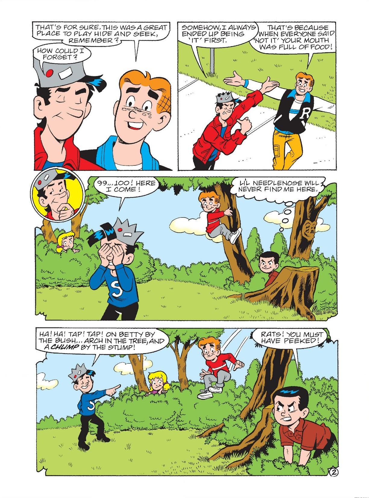 Read online Archie 1000 Page Comics Bonanza comic -  Issue #3 (Part 1) - 27
