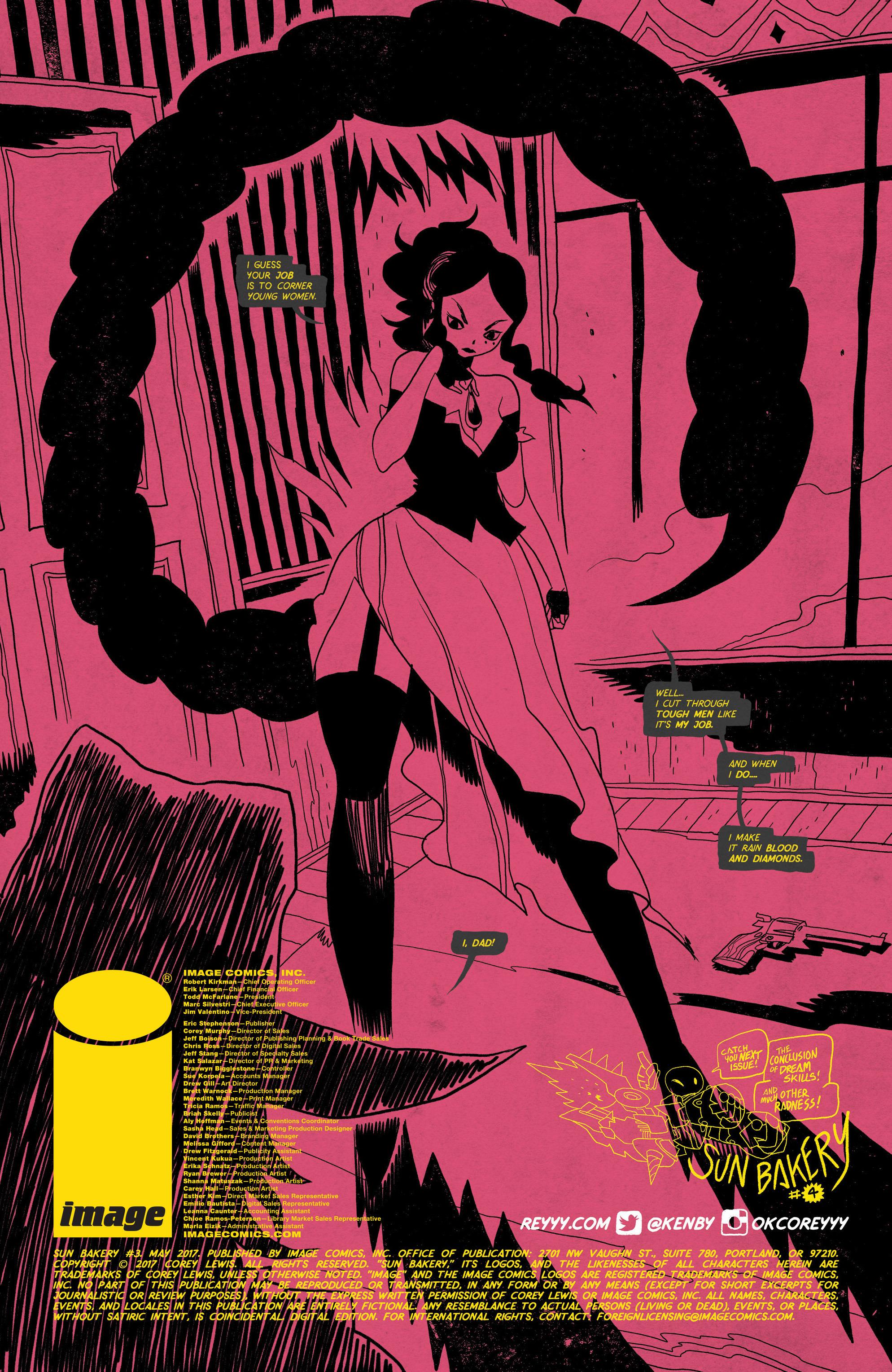 Read online Sun Bakery comic -  Issue #3 - 46
