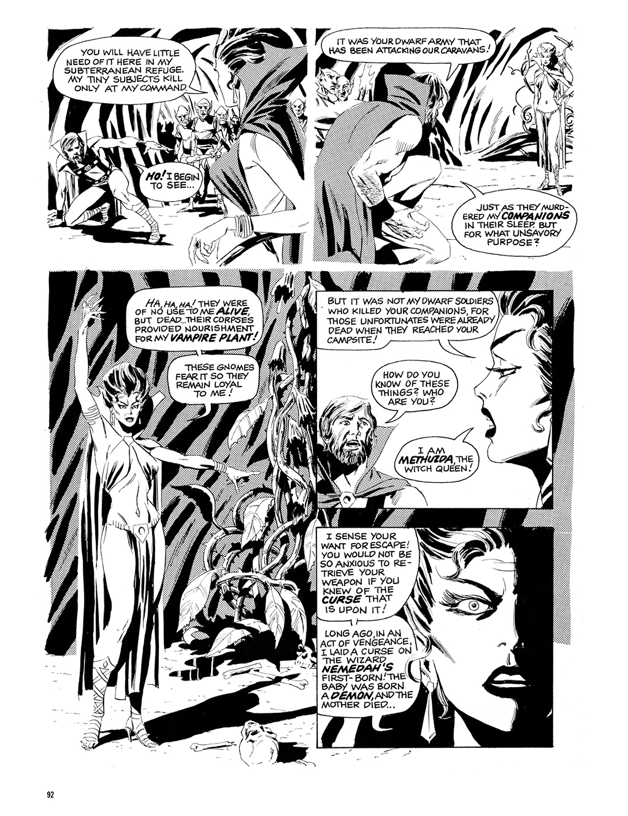 Read online Eerie Archives comic -  Issue # TPB 6 - 93