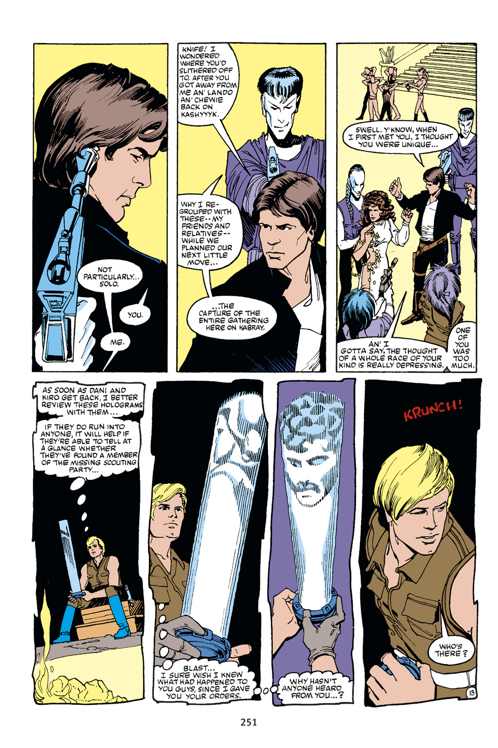 Read online Star Wars Omnibus comic -  Issue # Vol. 21 - 241