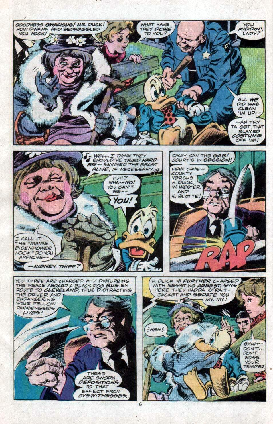 Howard the Duck (1976) Issue #12 #13 - English 5