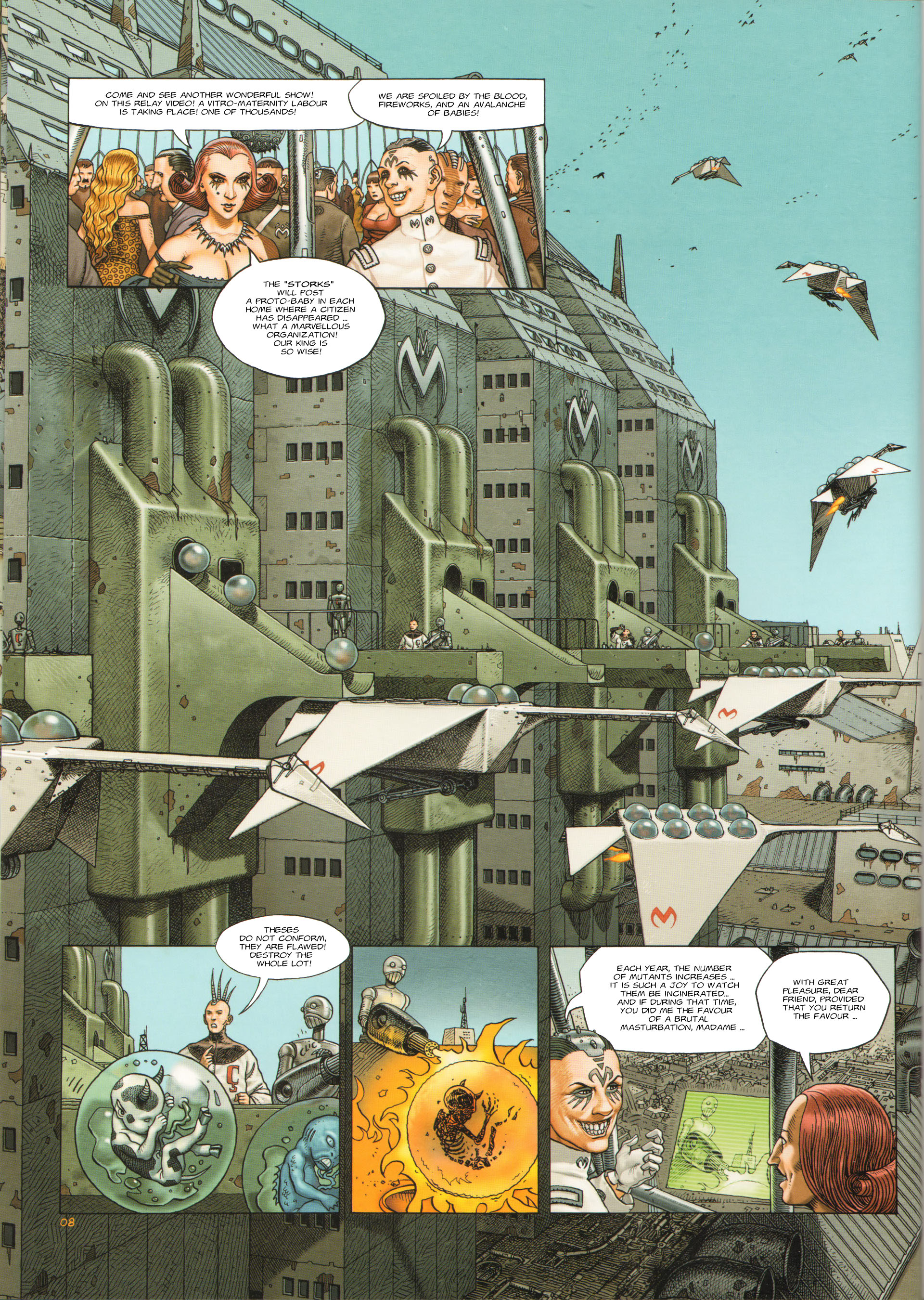 Read online Megalex (2014) comic -  Issue #3 - 11