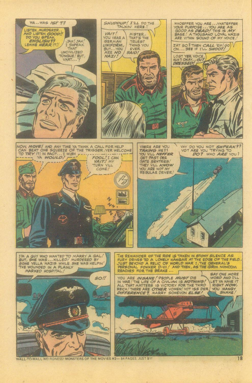 Read online Sgt. Fury comic -  Issue #121 - 20