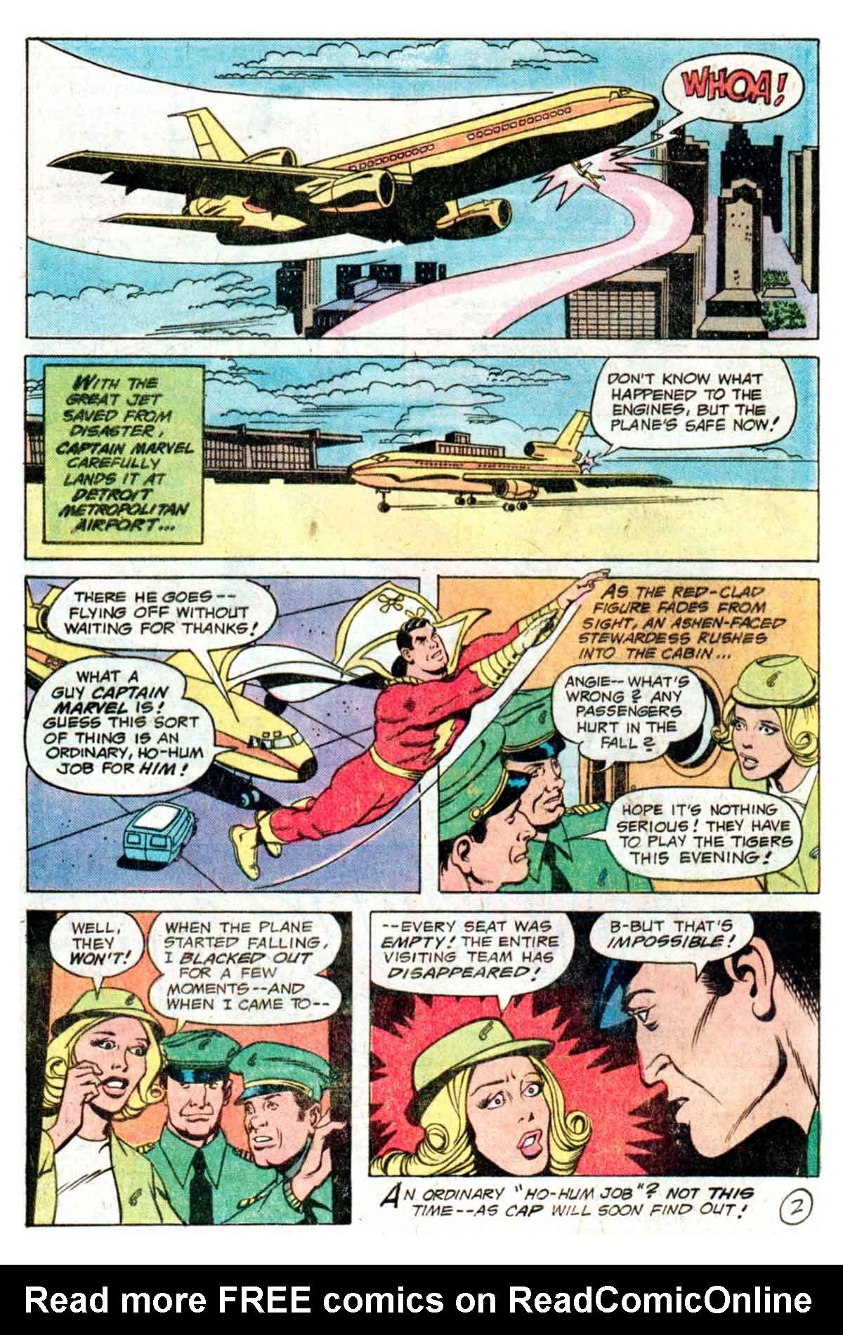 Read online Shazam! (1973) comic -  Issue #32 - 3