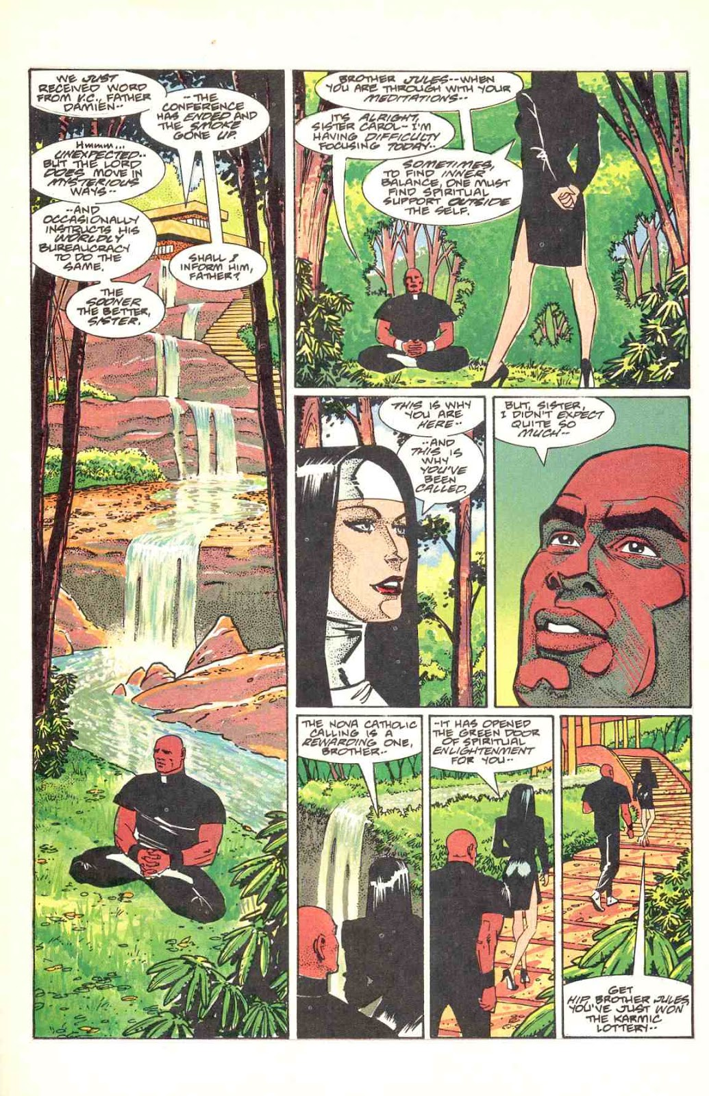 Howard Chaykin's American Flagg issue 12 - Page 3