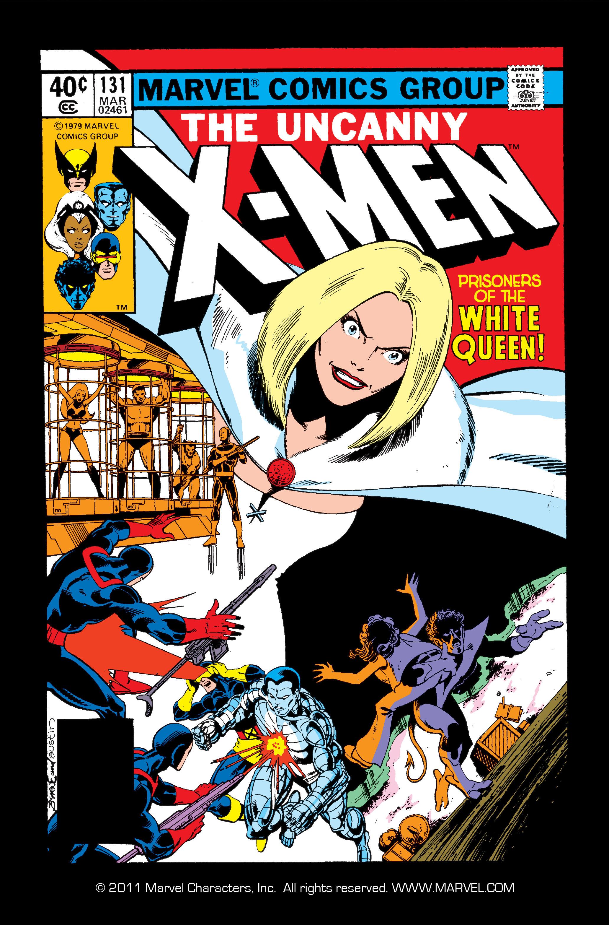 Uncanny X-Men (1963) 131 Page 0