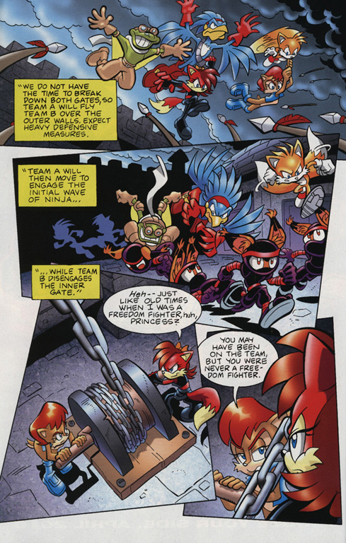 Read online Sonic Universe comic -  Issue #15 - 12