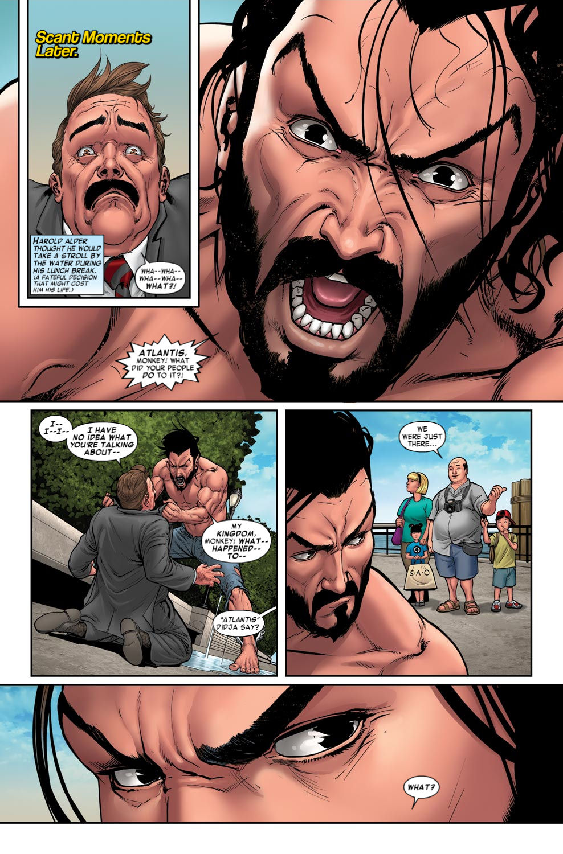 Read online Fantastic Four: Season One comic -  Issue # TPB - 77