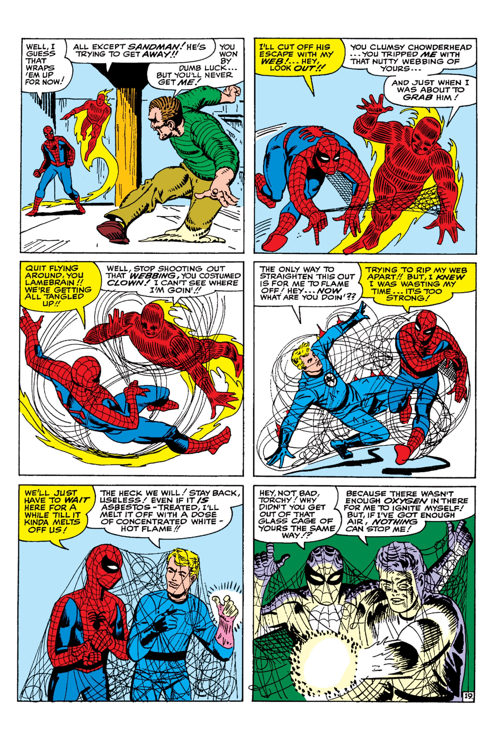 The Amazing Spider-Man (1963) 19 Page 19