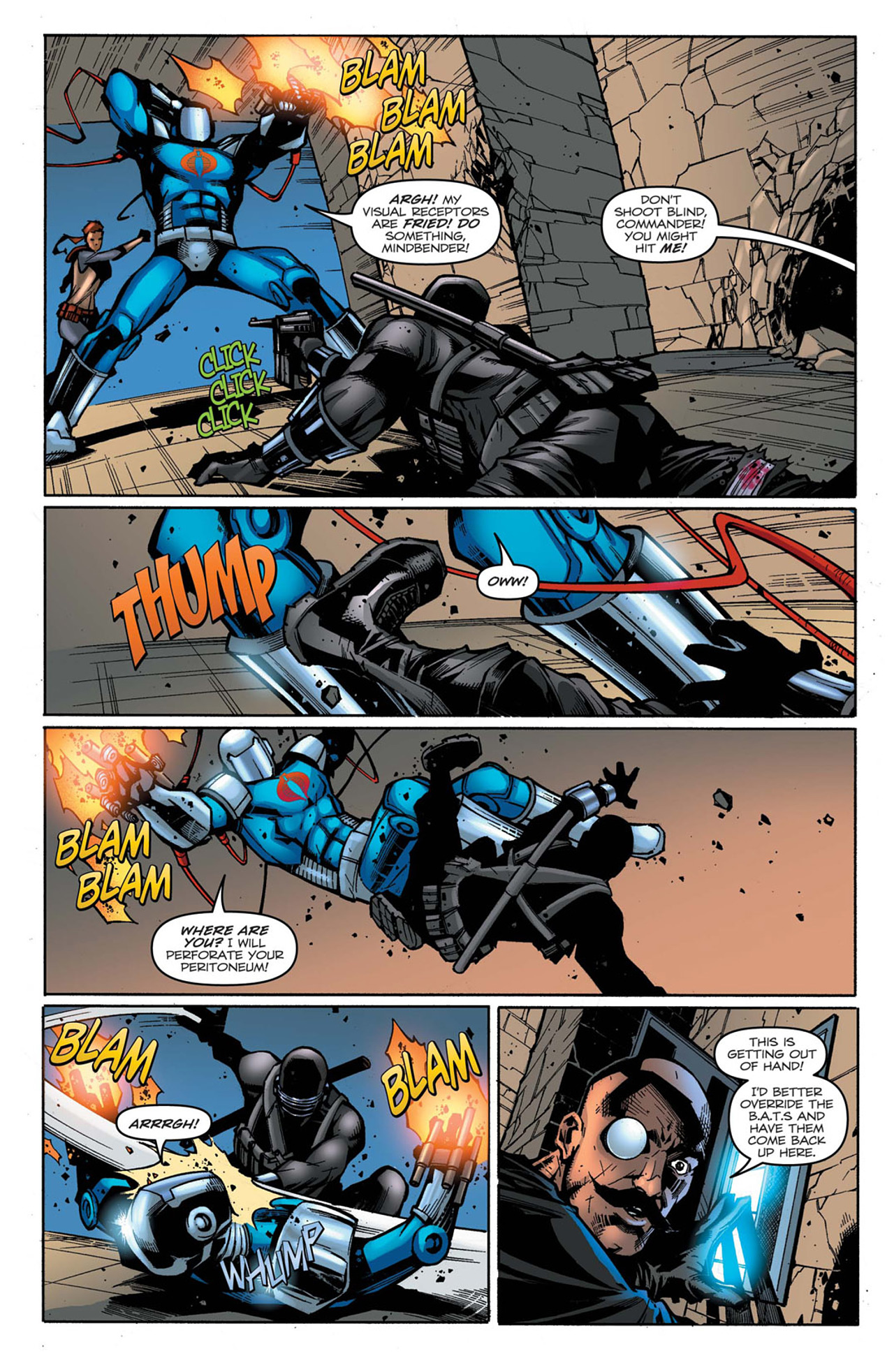 G.I. Joe: A Real American Hero 159 Page 17