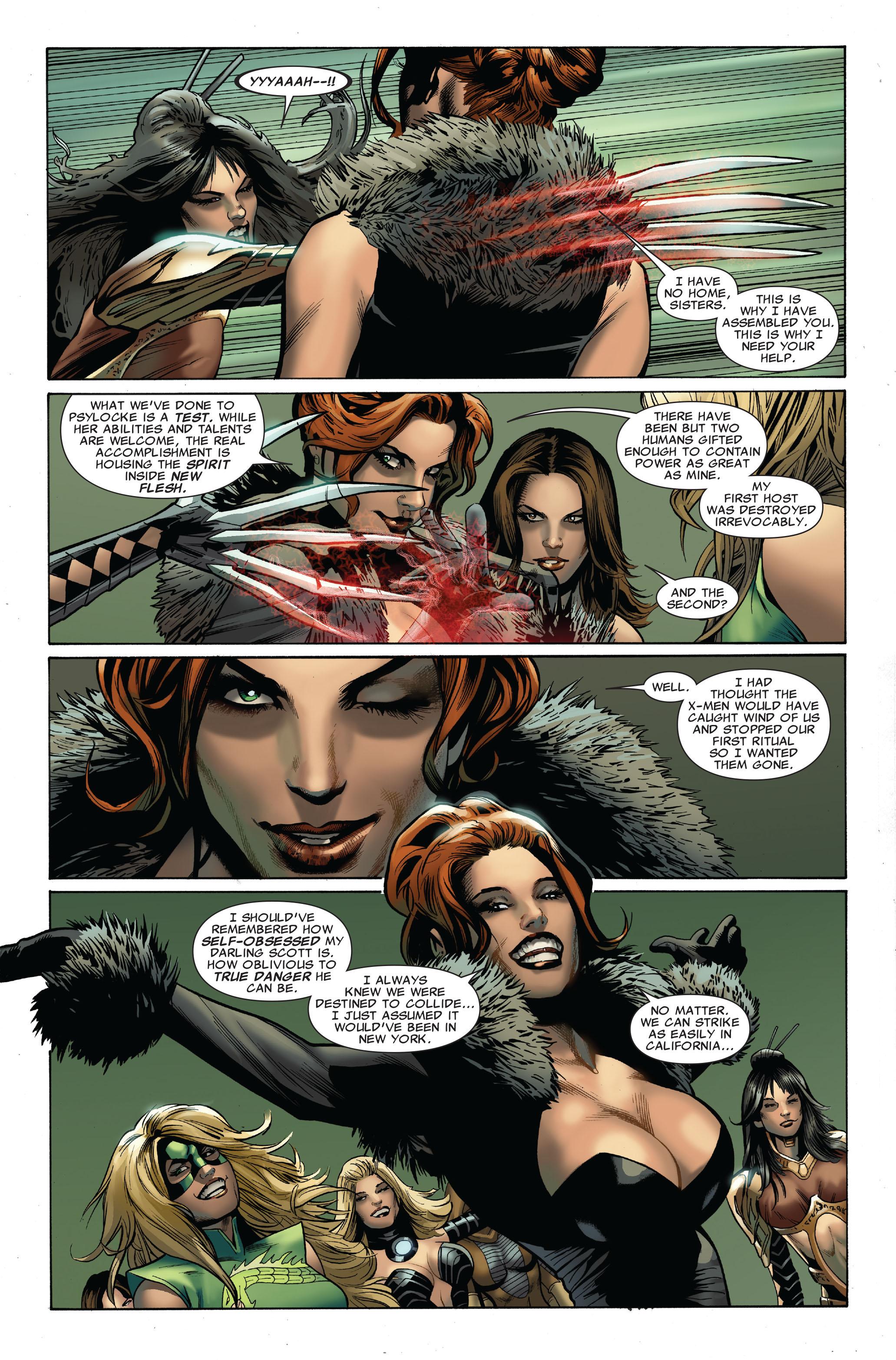 Read online Uncanny X-Men (1963) comic -  Issue #509 - 16