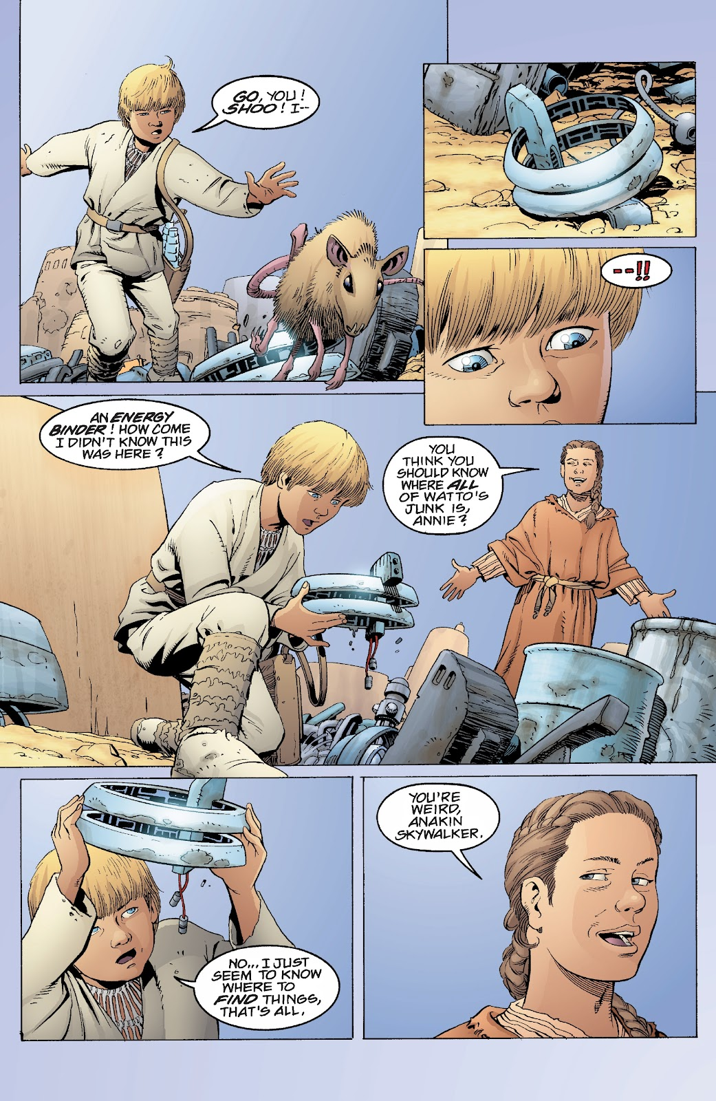 Read online Star Wars Legends: Rise of the Sith - Epic Collection comic -  Issue # TPB 2 (Part 4) - 49
