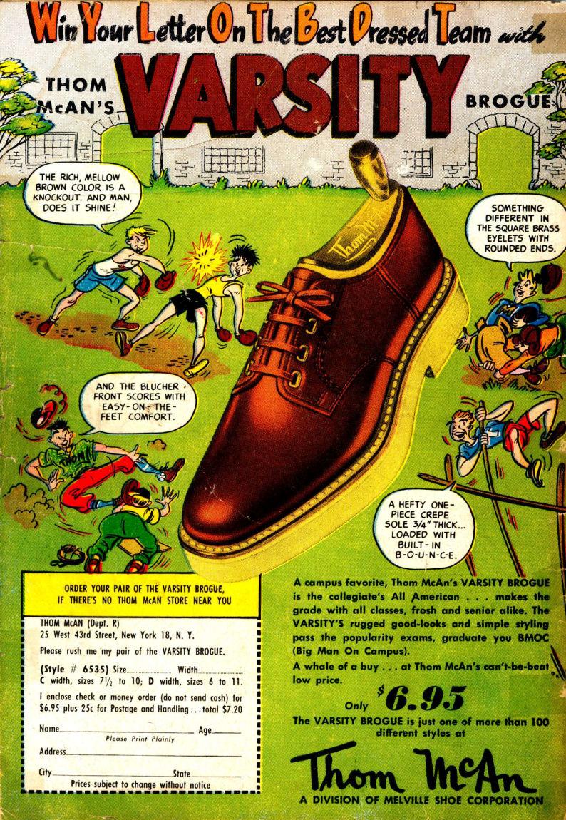 Read online Sensation (Mystery) Comics comic -  Issue #99 - 52
