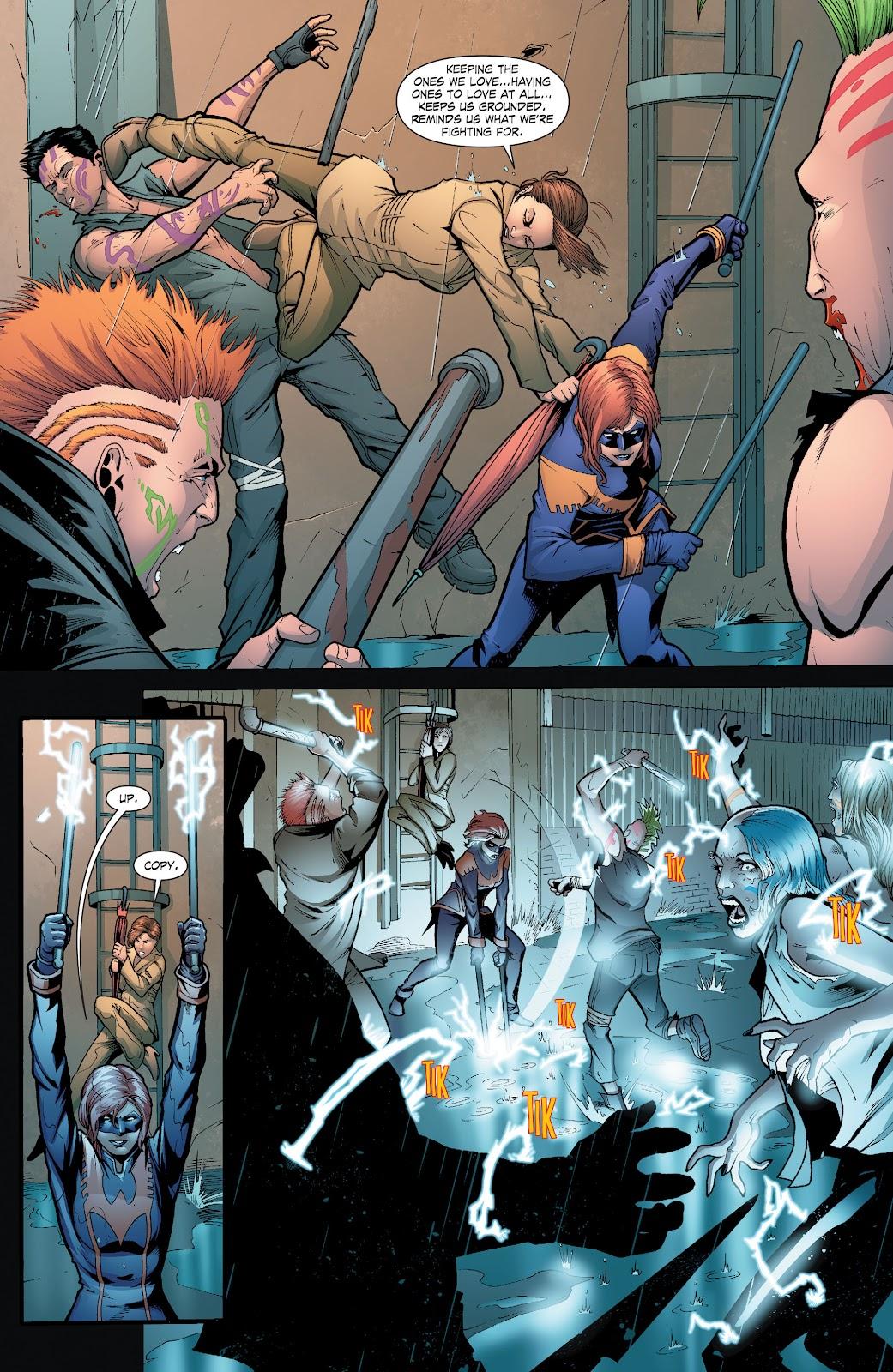 Read online Smallville Season 11 [II] comic -  Issue # TPB 6 - 126