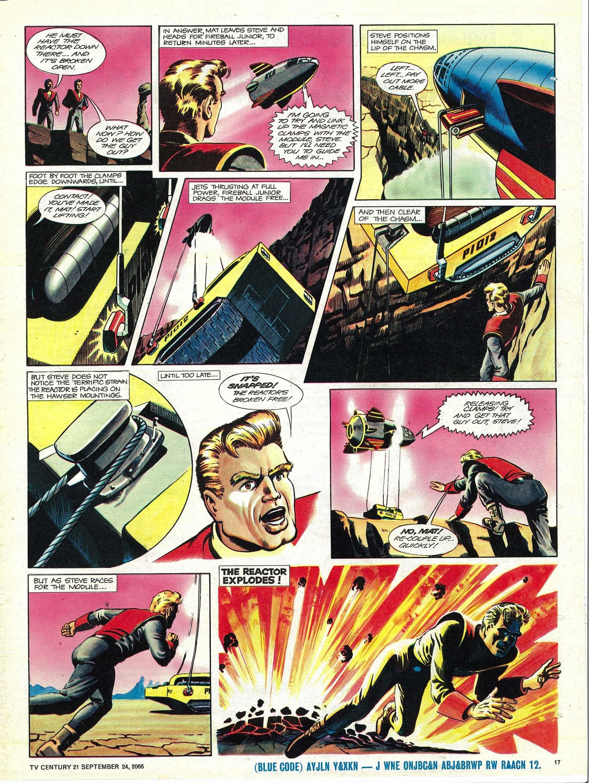 Read online TV Century 21 (TV 21) comic -  Issue #88 - 16
