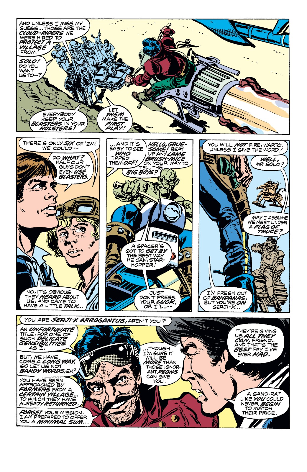 Read online Star Wars Legends: The Original Marvel Years - Epic Collection comic -  Issue # TPB 1 (Part 2) - 51