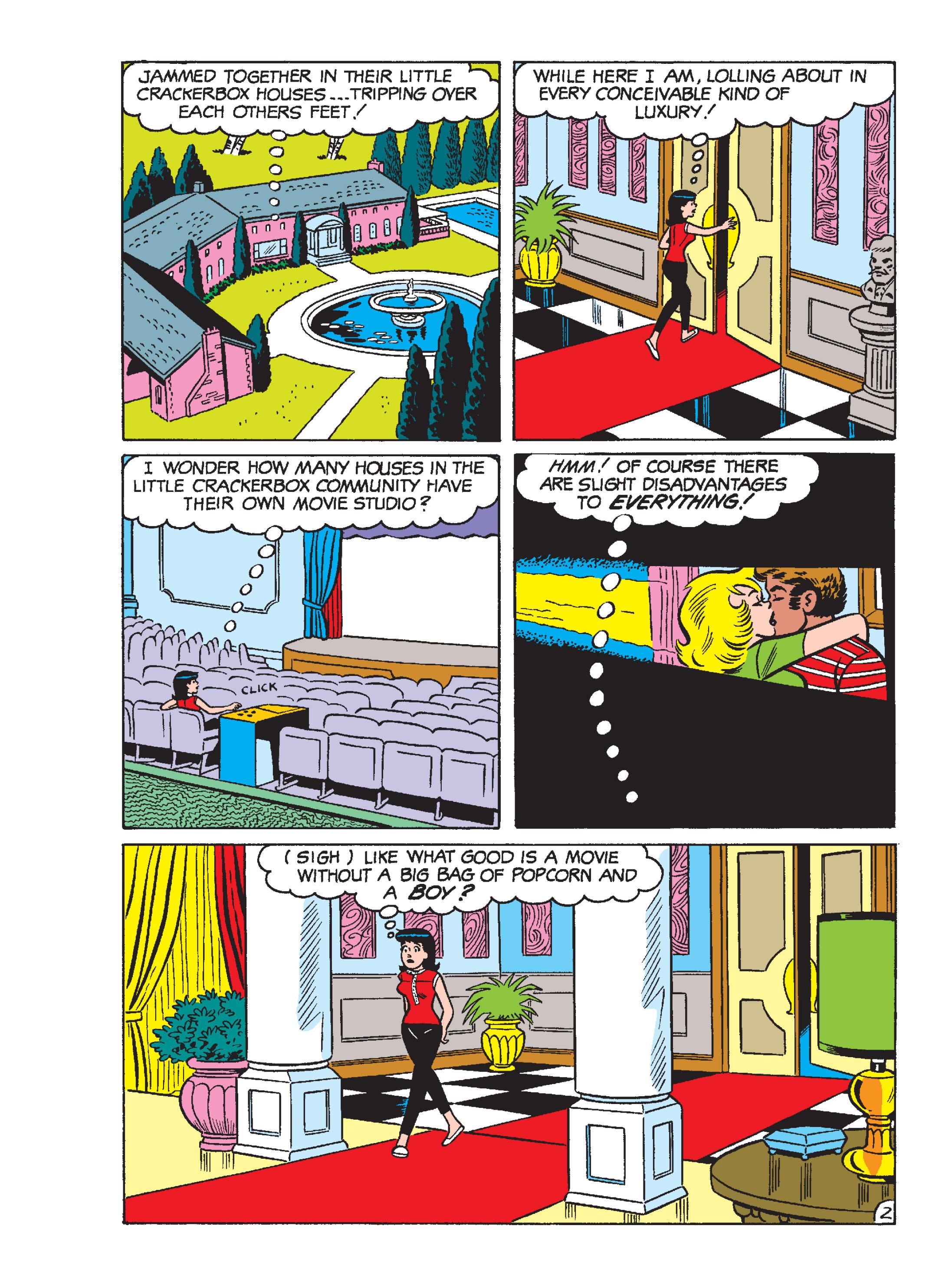 Read online Archie 1000 Page Comics Blowout! comic -  Issue # TPB (Part 1) - 55
