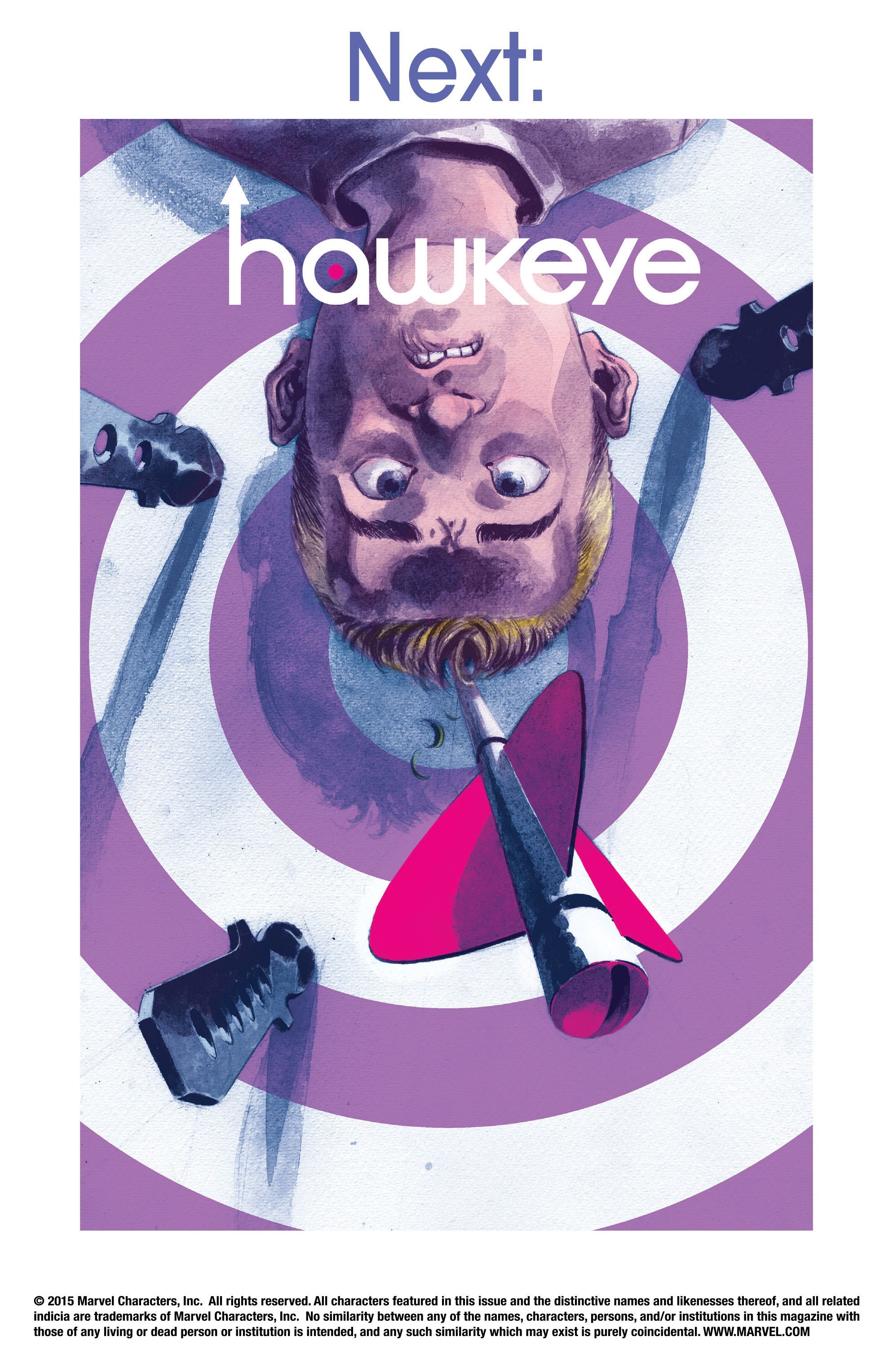 Read online All-New Hawkeye (2015) comic -  Issue #3 - 22